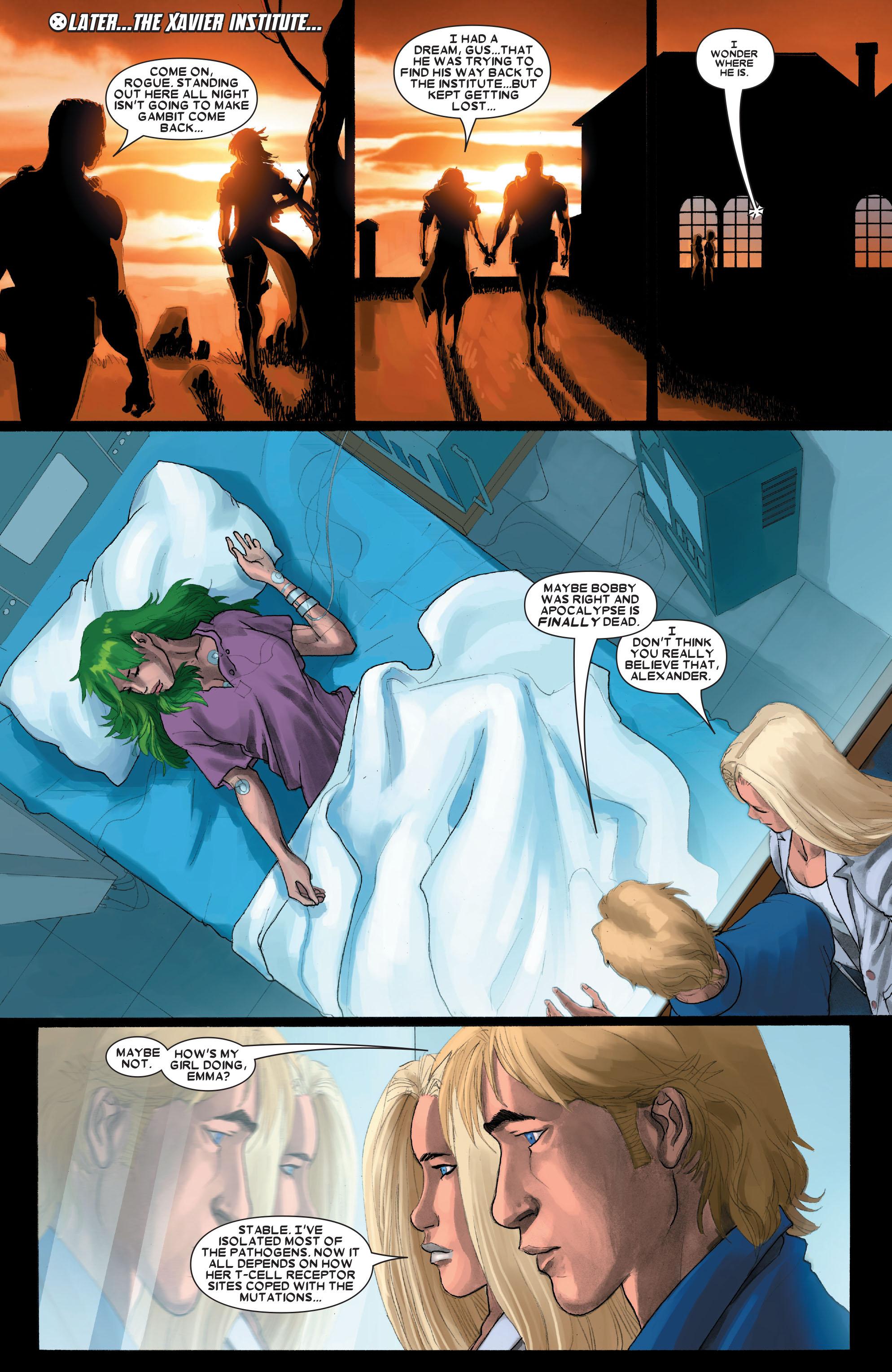X-Men (1991) 186 Page 21