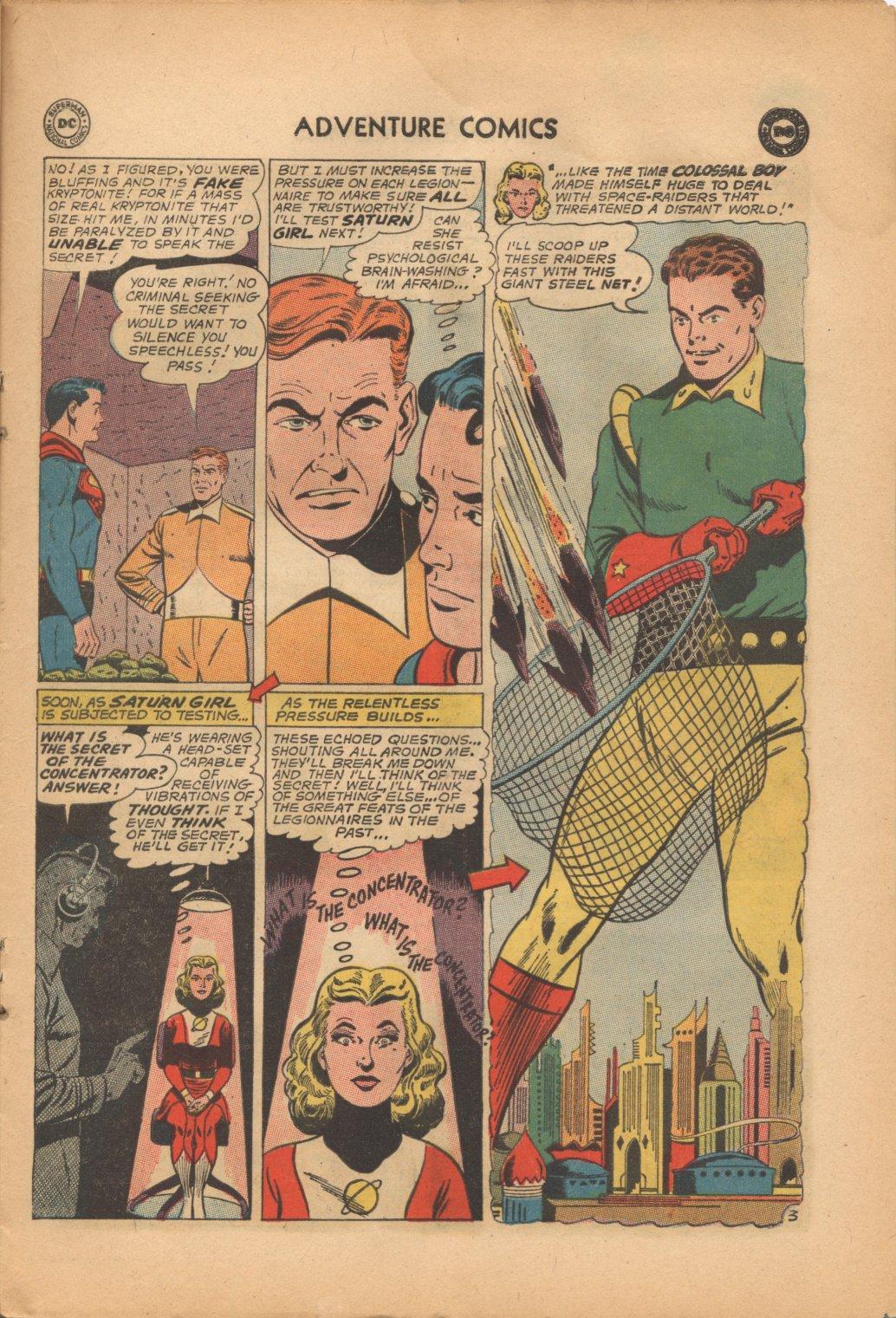 Read online Adventure Comics (1938) comic -  Issue #321 - 15
