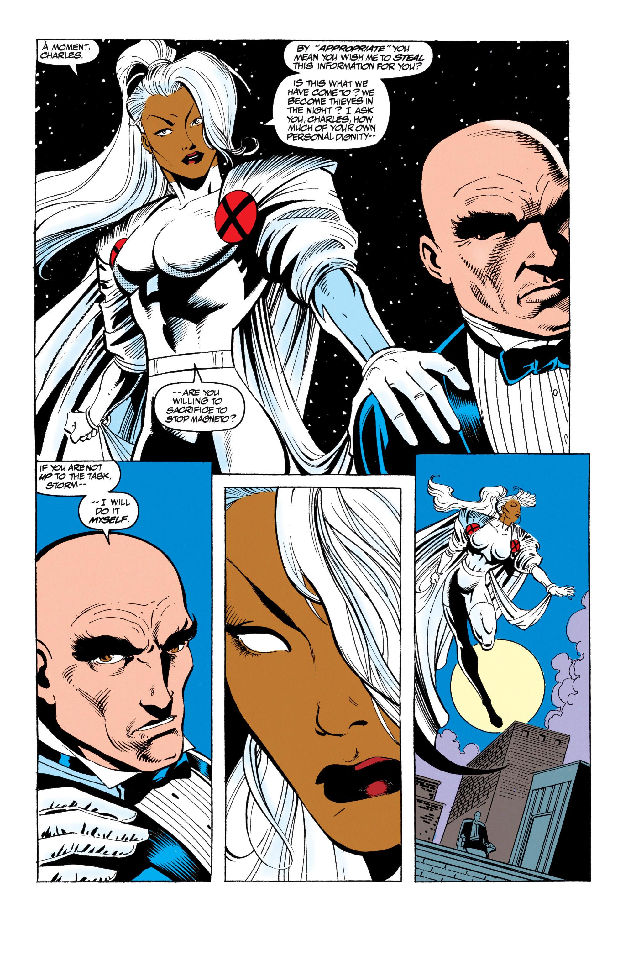 Read online Uncanny X-Men (1963) comic -  Issue #305 - 15