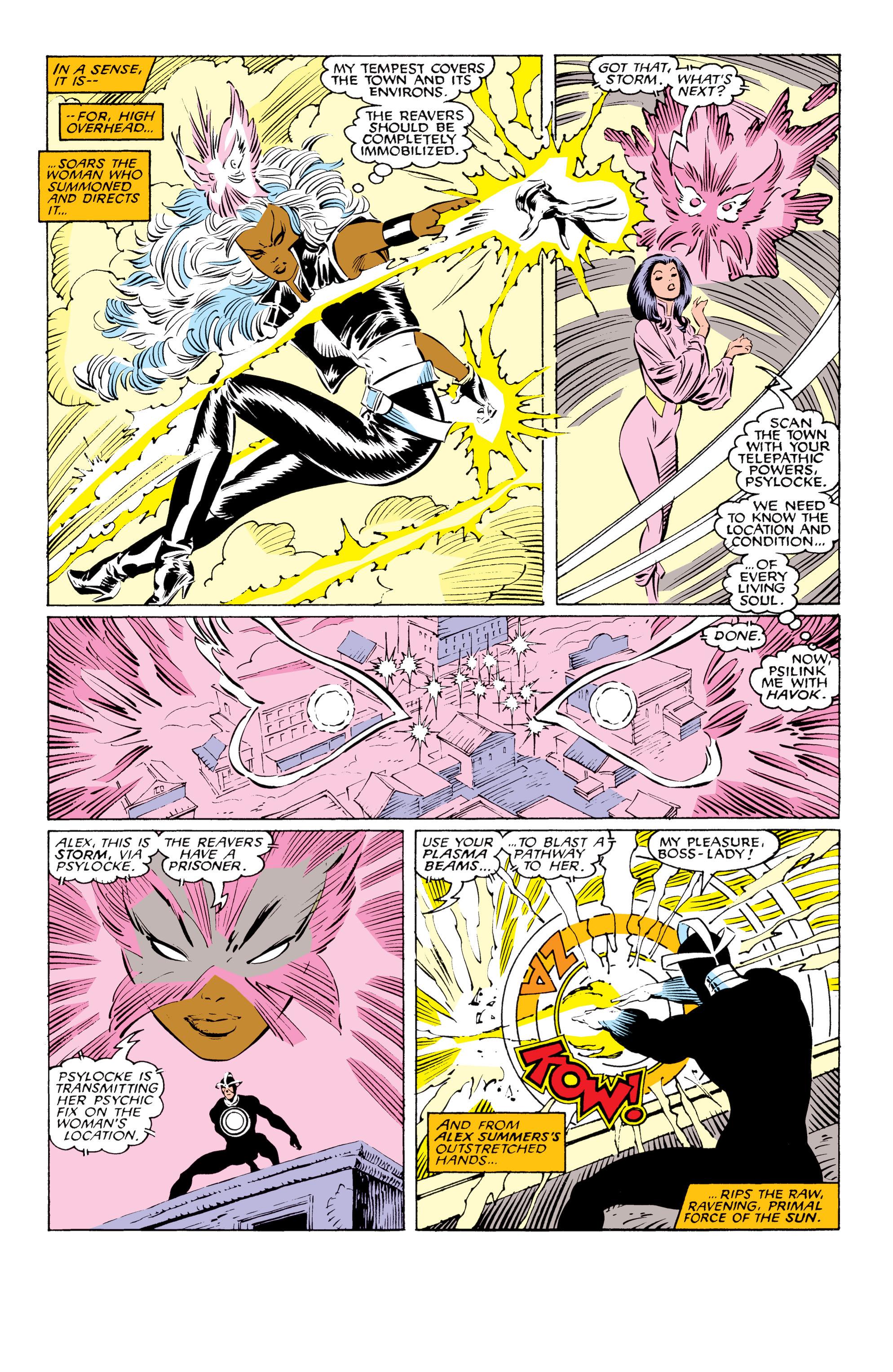 Read online Uncanny X-Men (1963) comic -  Issue #229 - 11