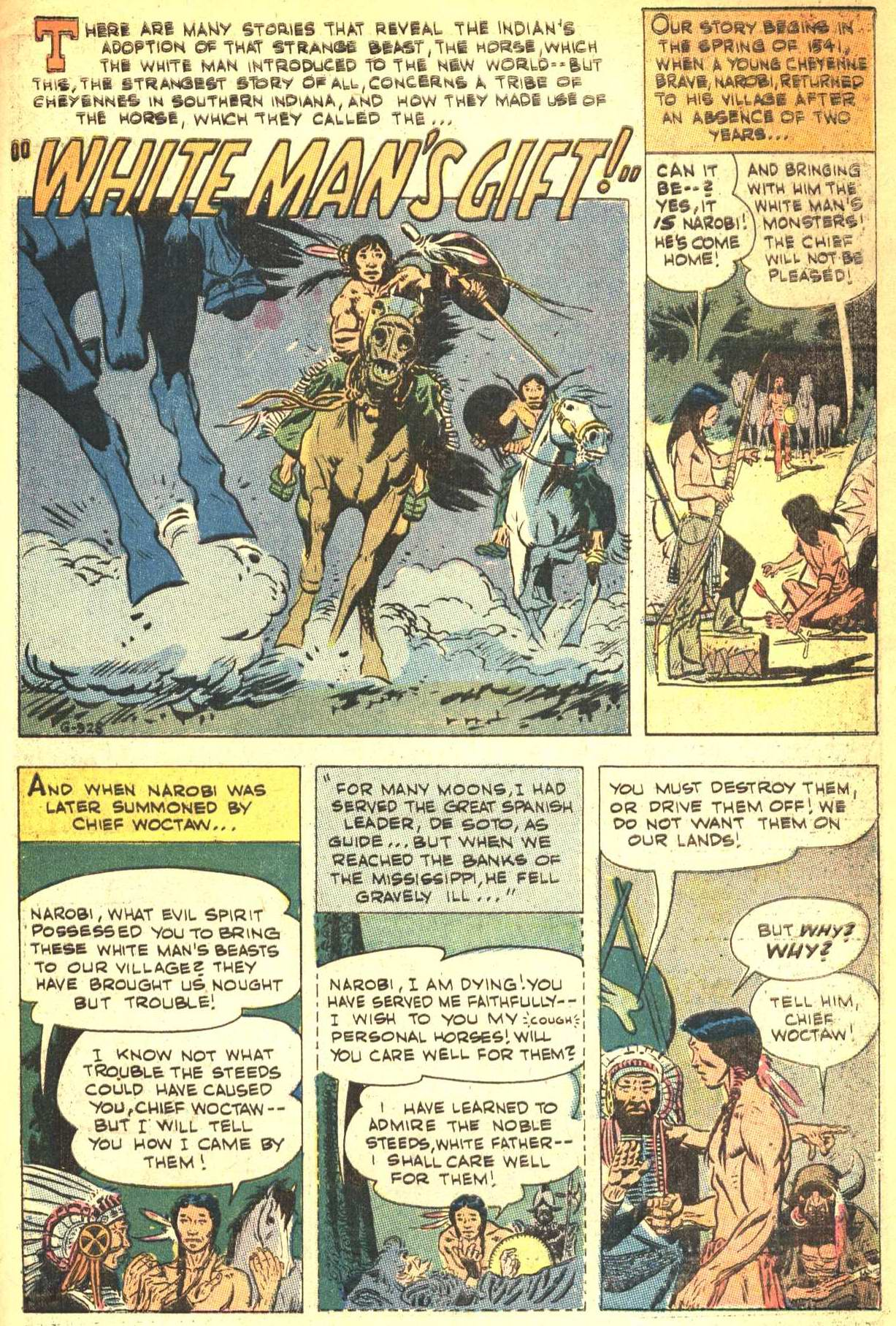 Read online All-Star Western (1970) comic -  Issue #4 - 27