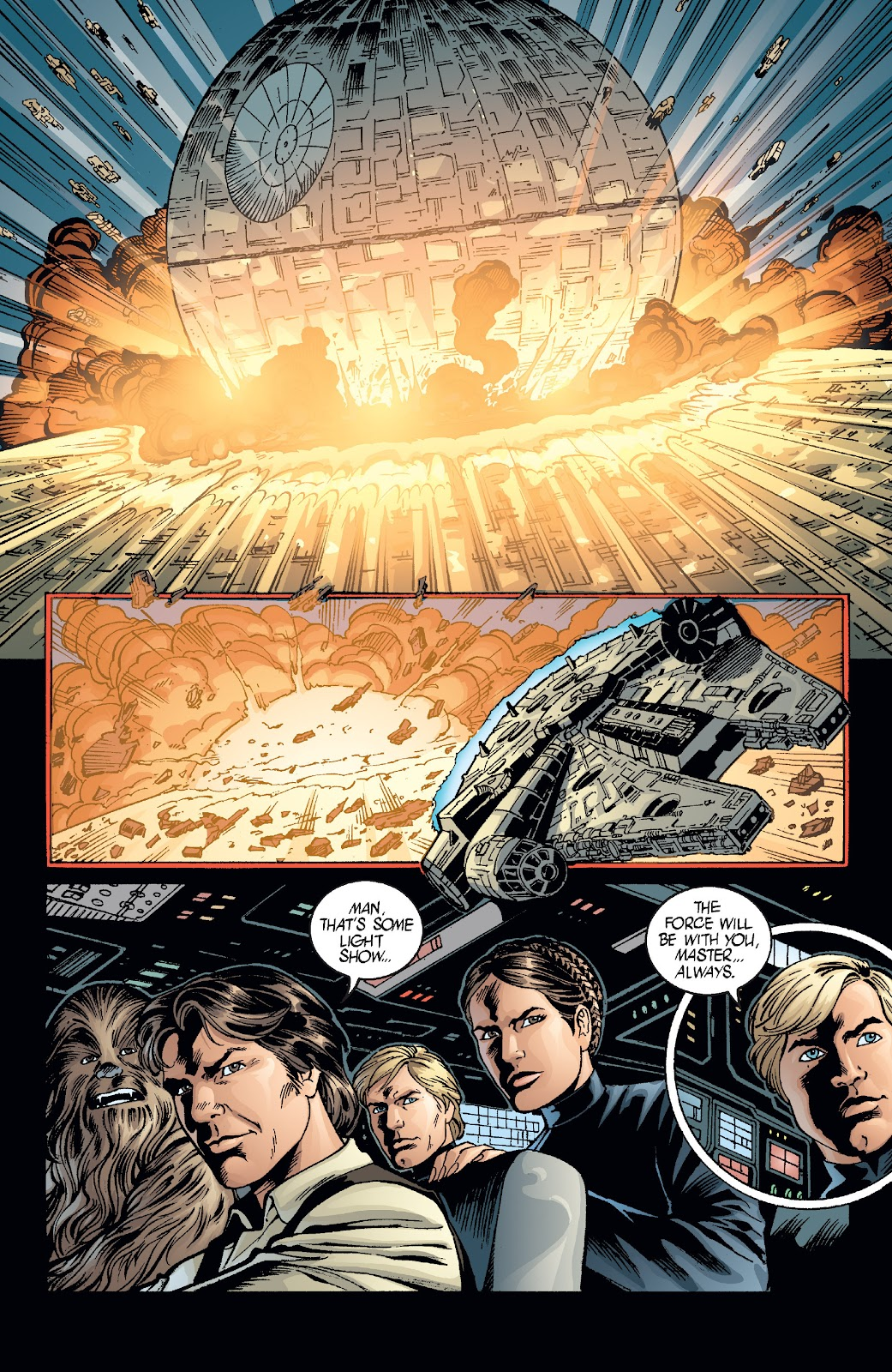 Read online Star Wars Legends: Infinities - Epic Collection comic -  Issue # TPB (Part 1) - 98