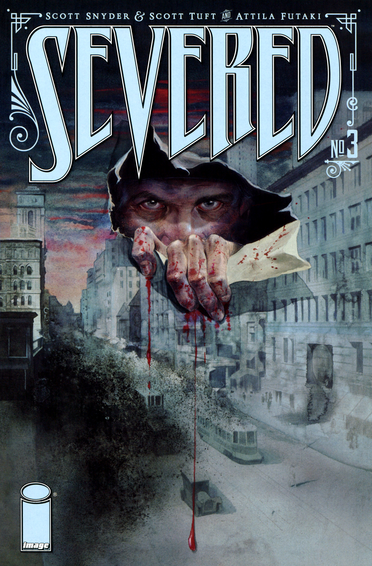 Read online Severed comic -  Issue #3 - 1