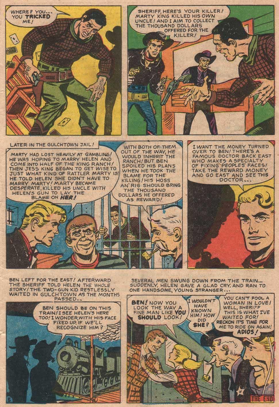 Read online Two-Gun Kid comic -  Issue #38 - 7