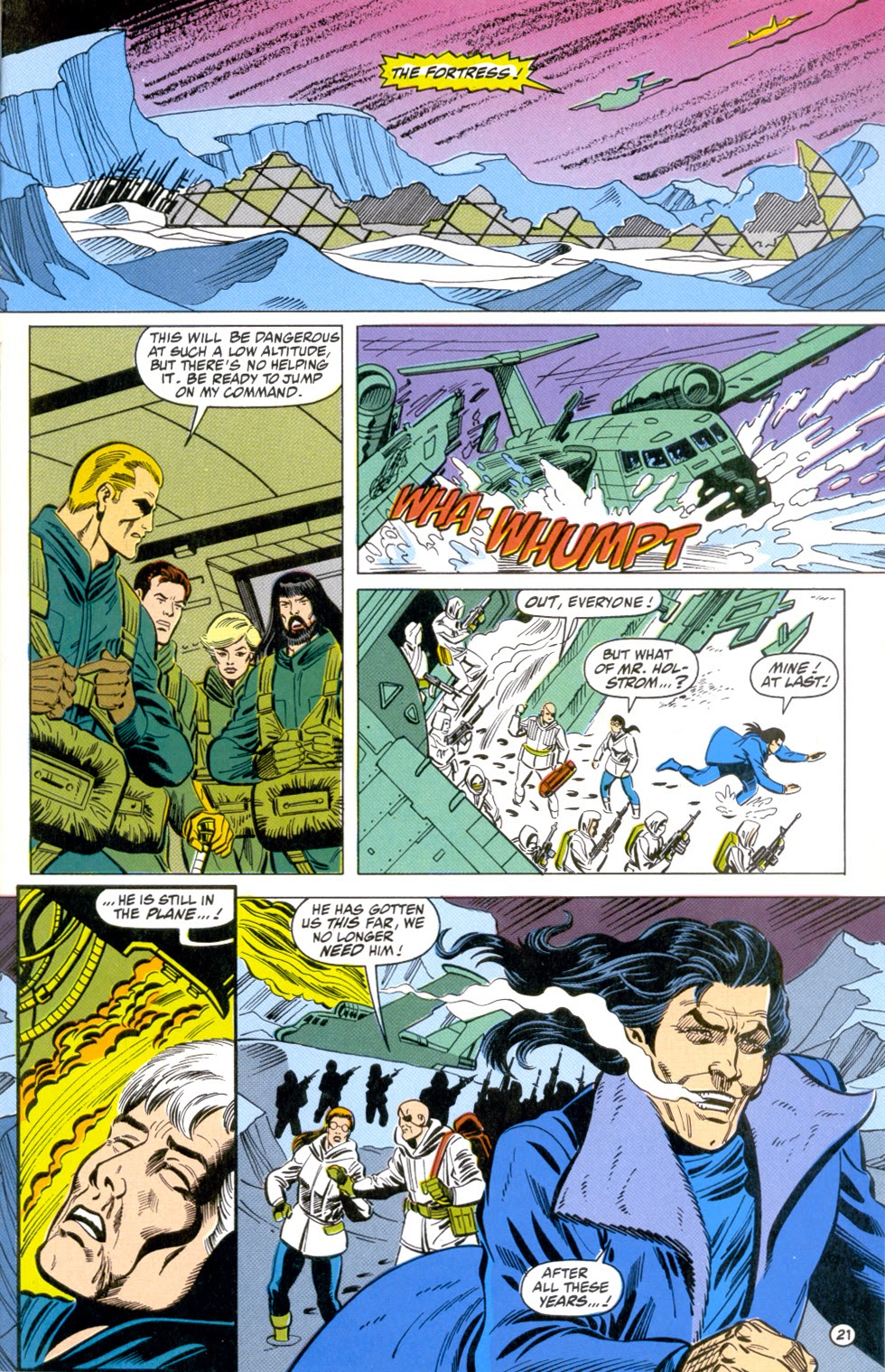 Doc Savage (1988) issue 12 - Page 23