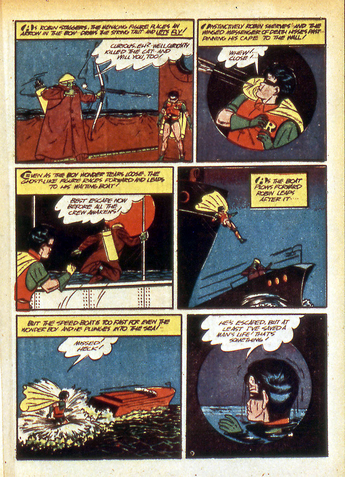 Read online Detective Comics (1937) comic -  Issue #42 - 11