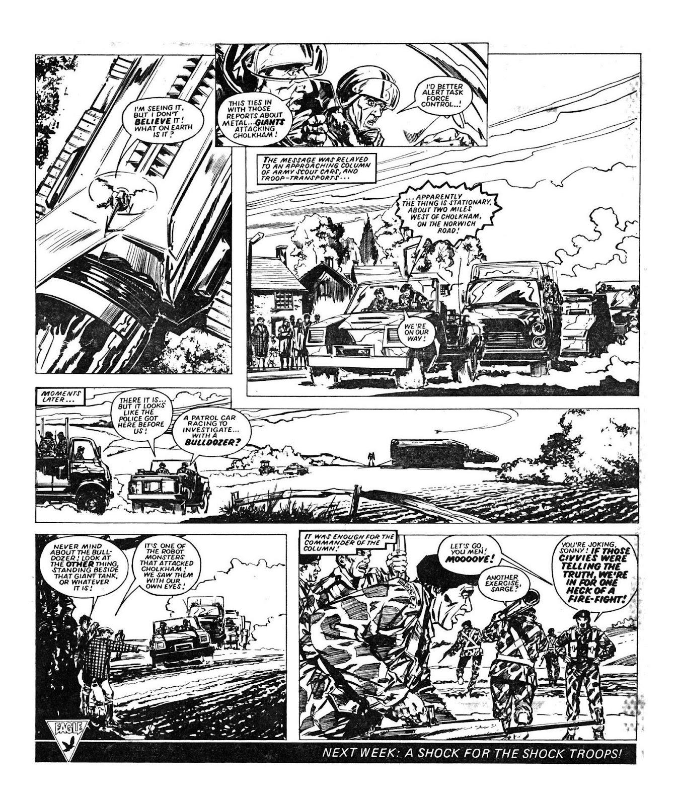 Read online Robo Machines comic -  Issue # TPB - 35