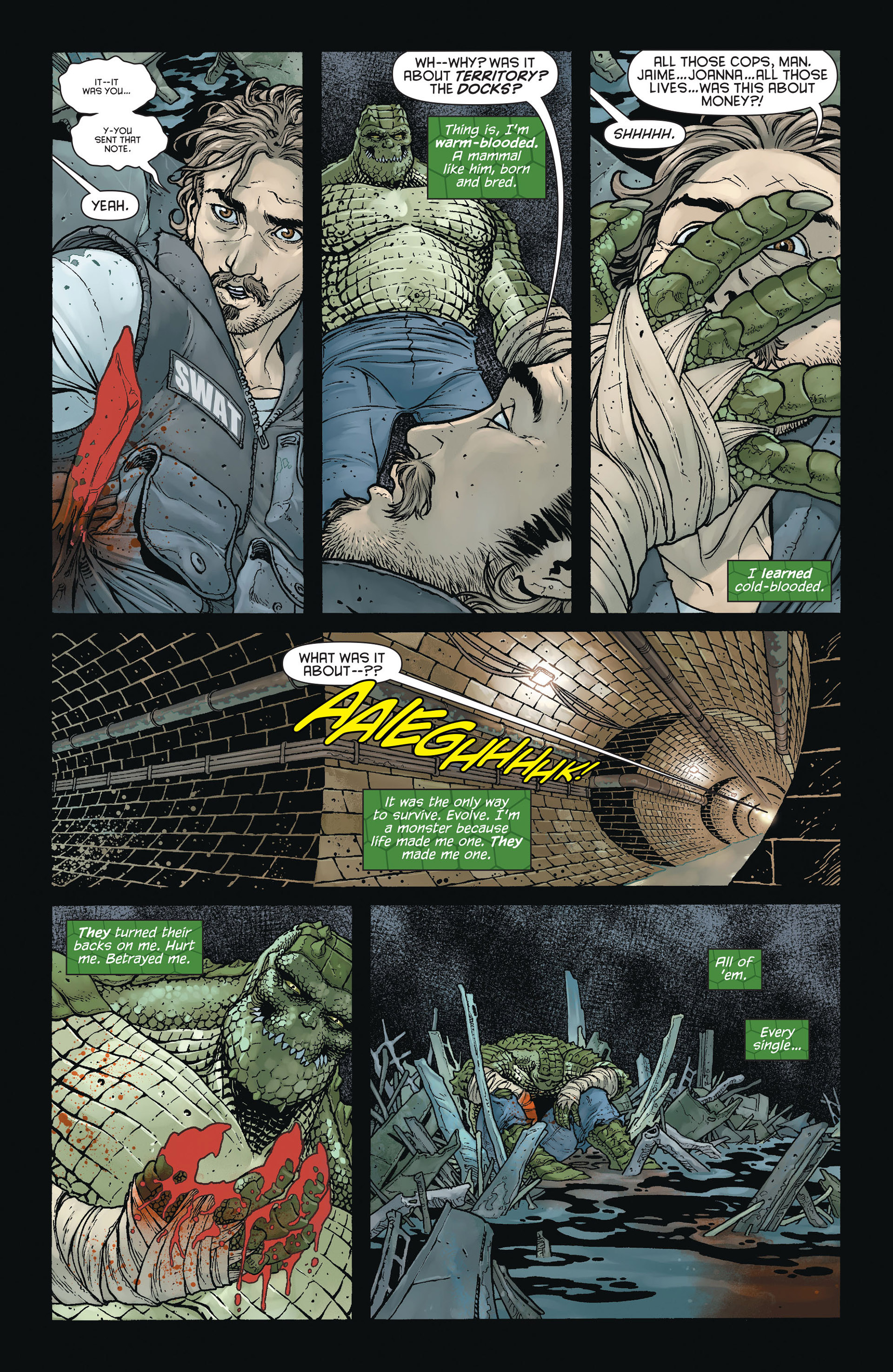 Read online Batman and Robin (2011) comic -  Issue #23.4 - 18