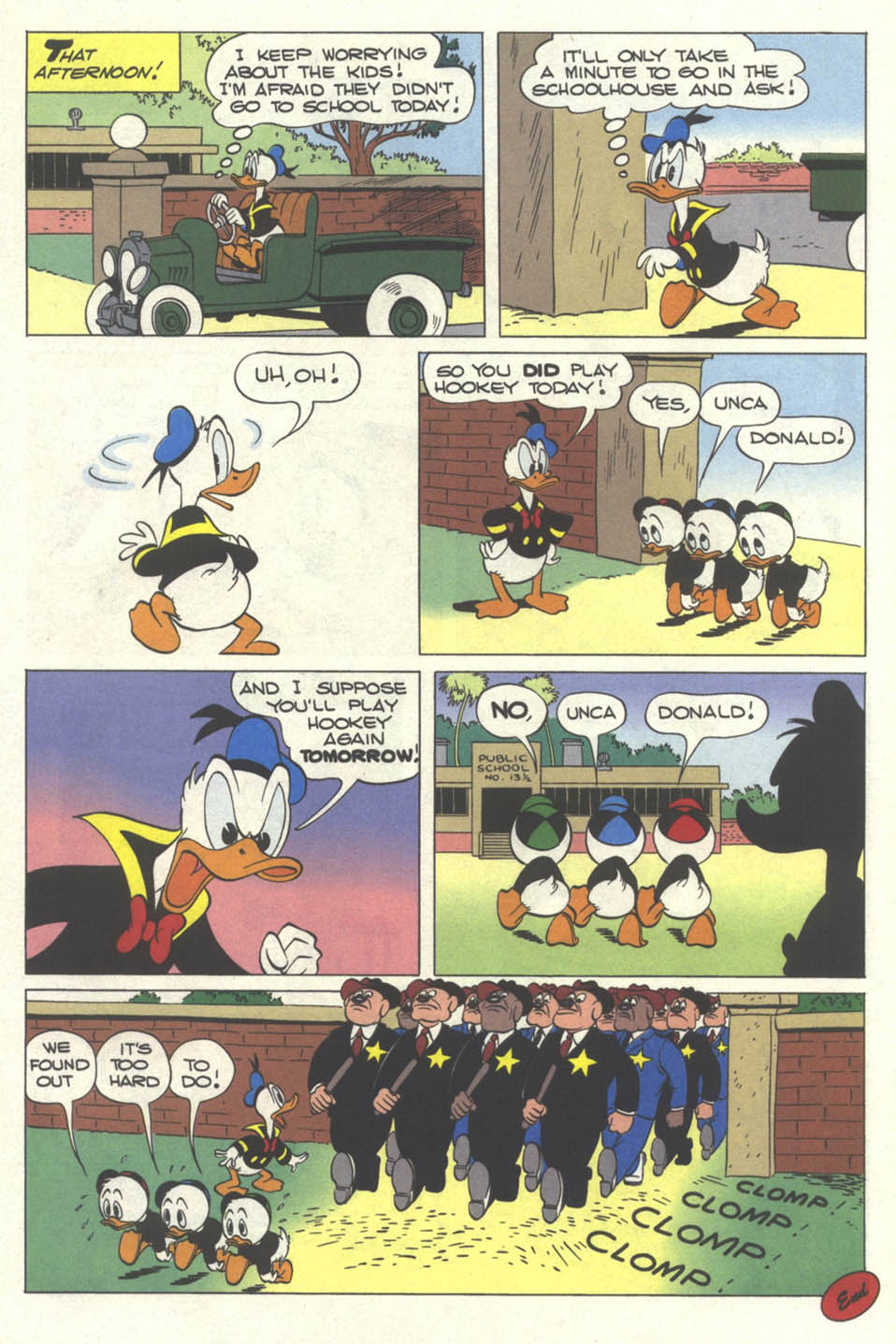 Walt Disney's Comics and Stories issue 577 - Page 12