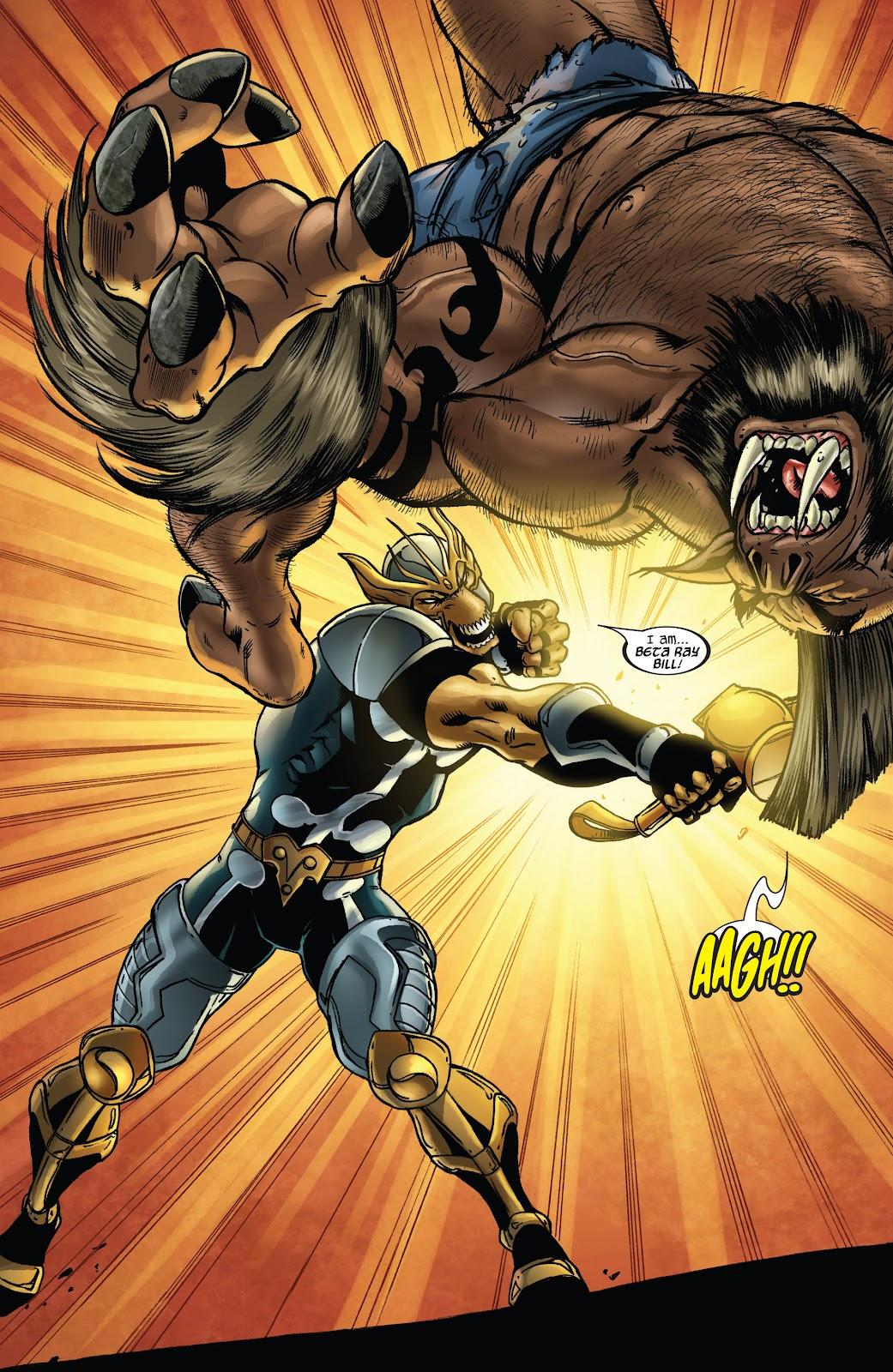Read online Thor: Ragnaroks comic -  Issue # TPB (Part 4) - 74