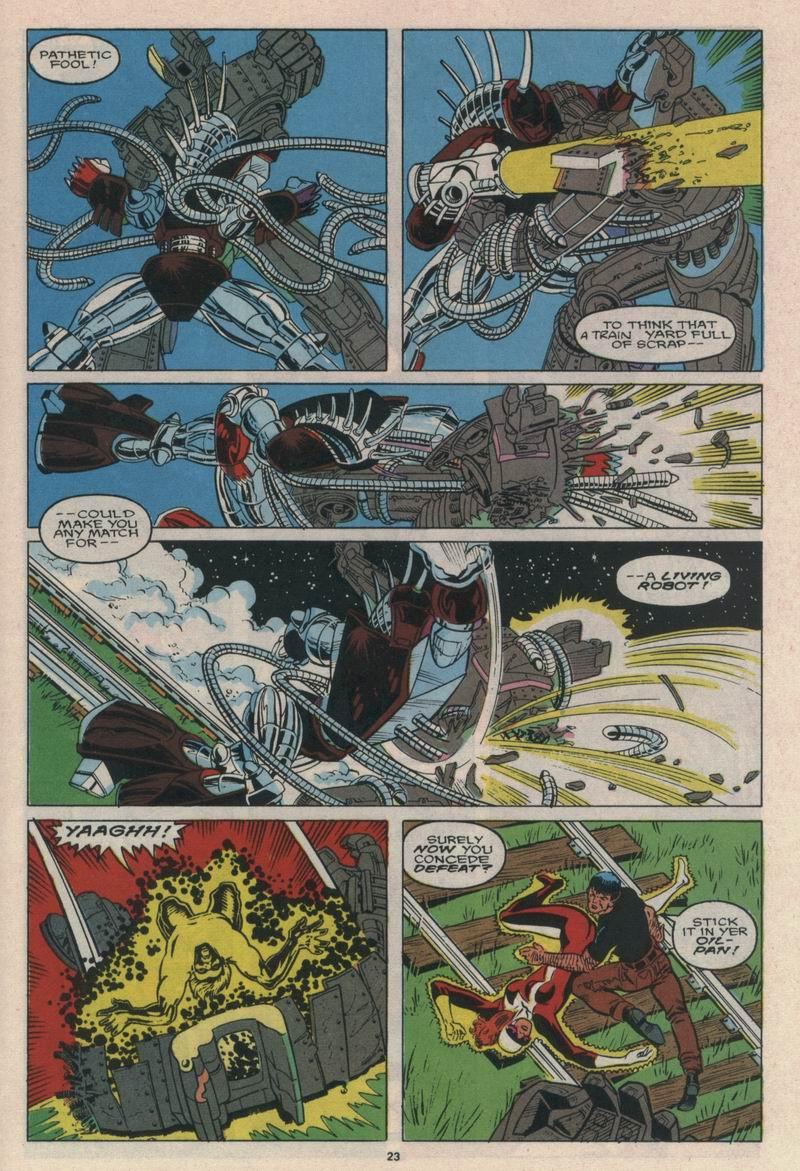 Read online Alpha Flight (1983) comic -  Issue #65 - 25