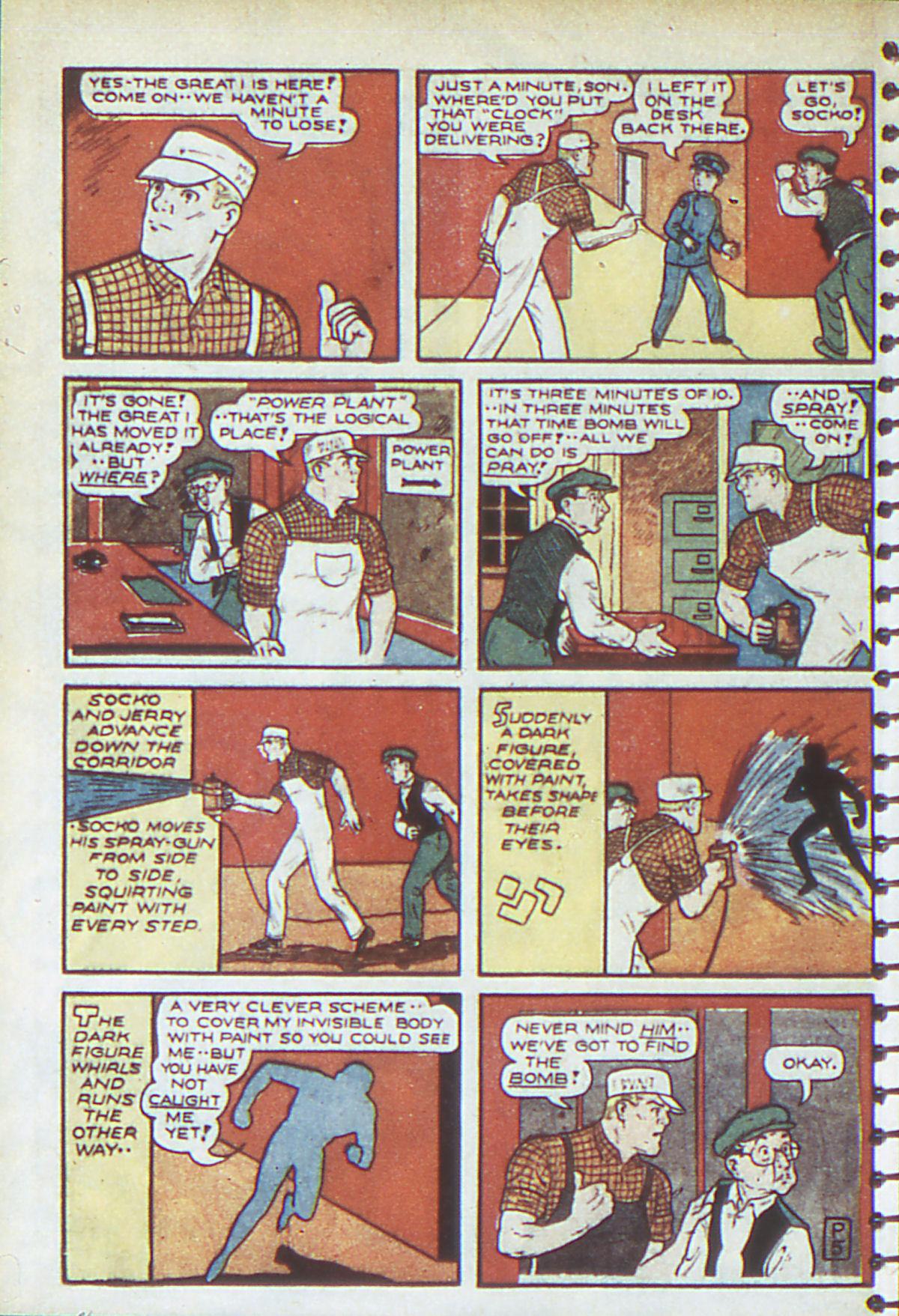Read online Adventure Comics (1938) comic -  Issue #54 - 45