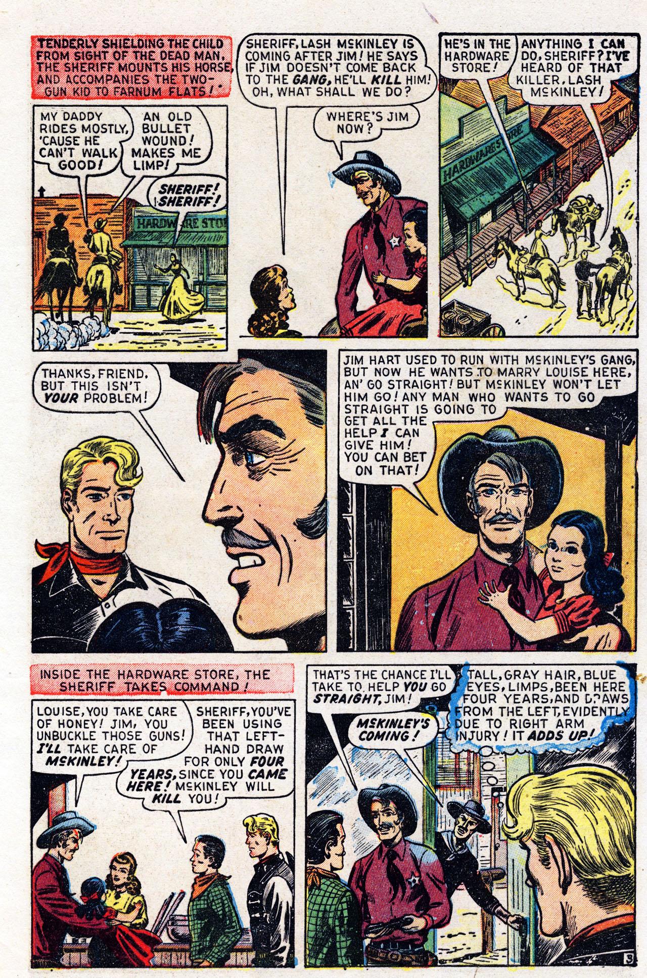 Read online Two-Gun Kid comic -  Issue #6 - 5