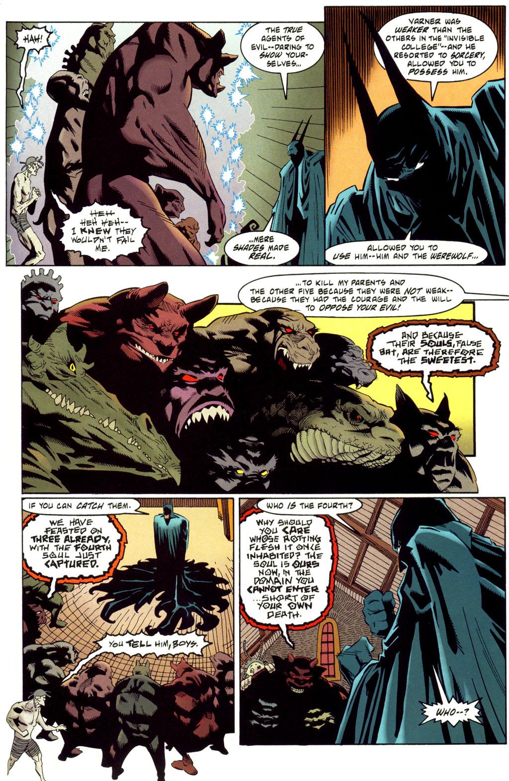 Read online Batman: Haunted Gotham comic -  Issue #2 - 39