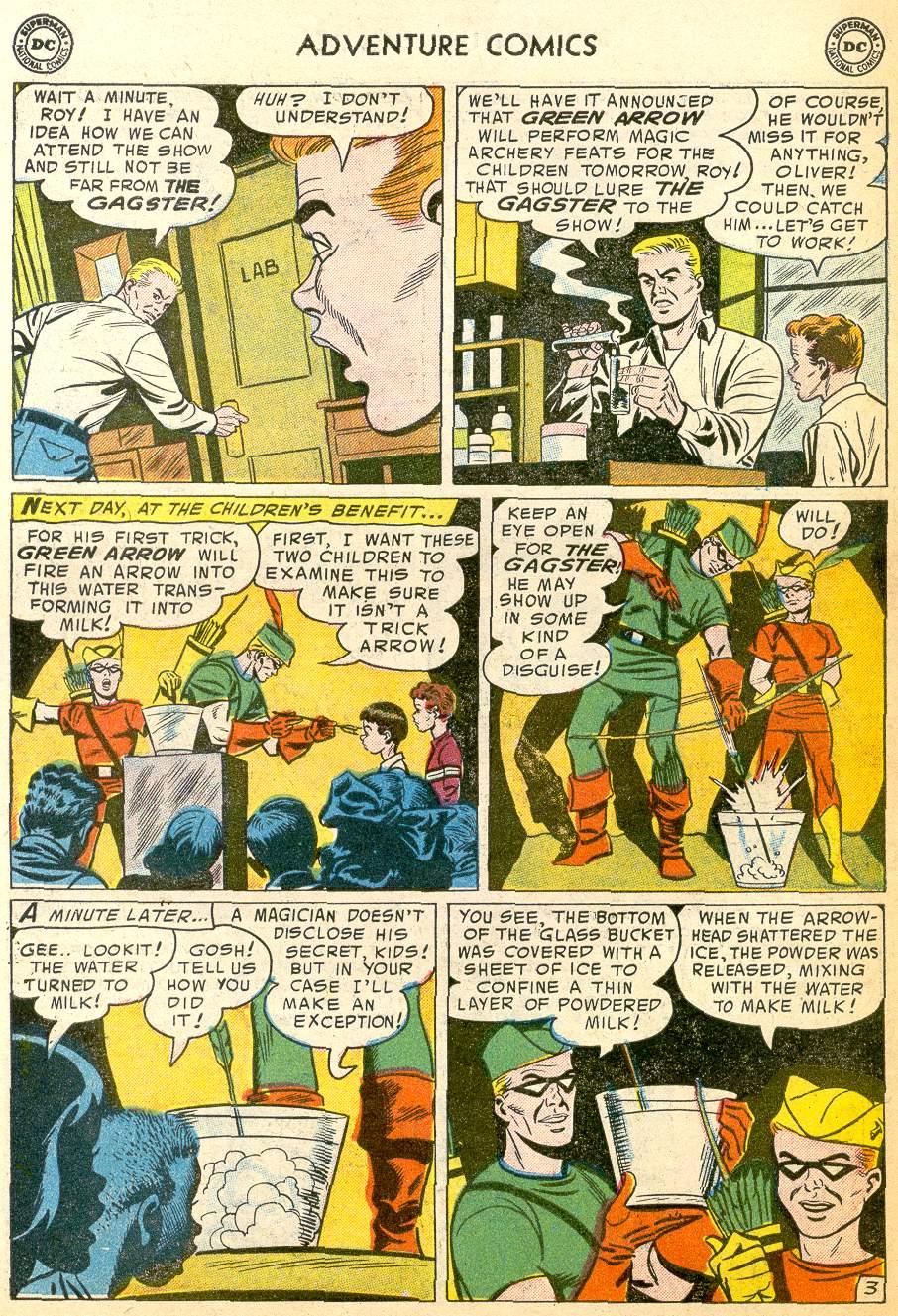 Read online Adventure Comics (1938) comic -  Issue #215 - 30