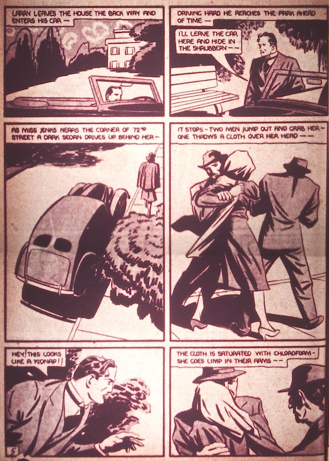 Read online Detective Comics (1937) comic -  Issue #12 - 20