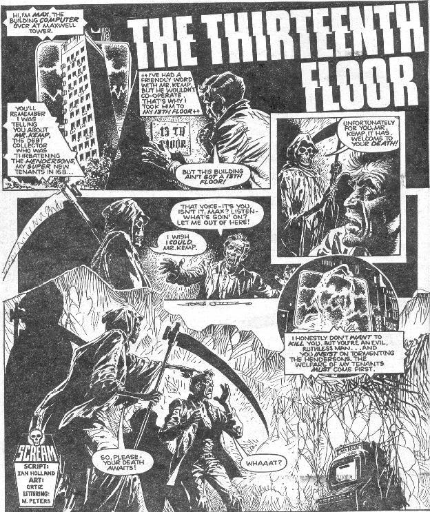 Read online The Thirteenth Floor (2007) comic -  Issue # Full - 5