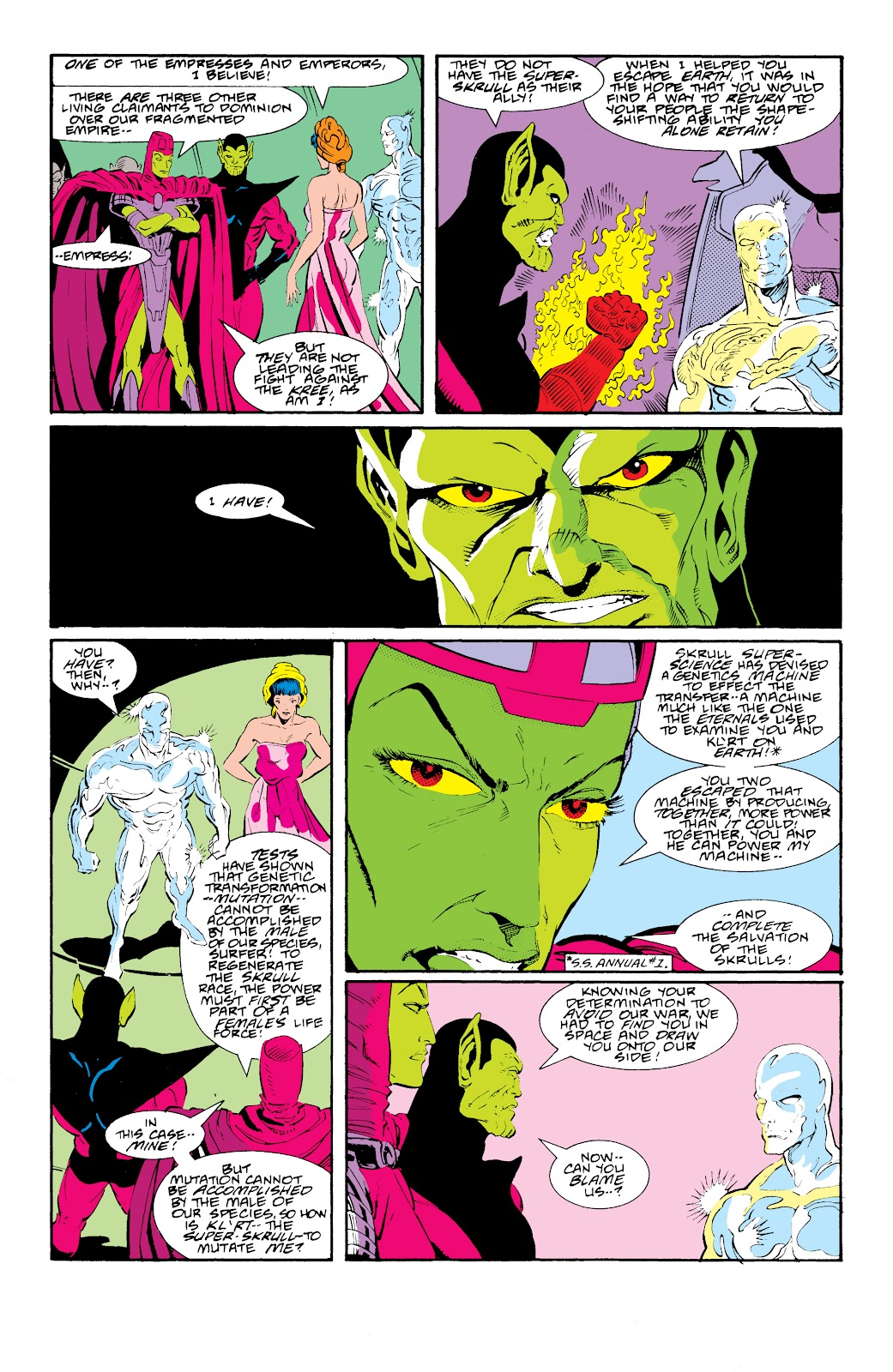 Read online Secret Invasion: Rise of the Skrulls comic -  Issue # TPB (Part 2) - 98