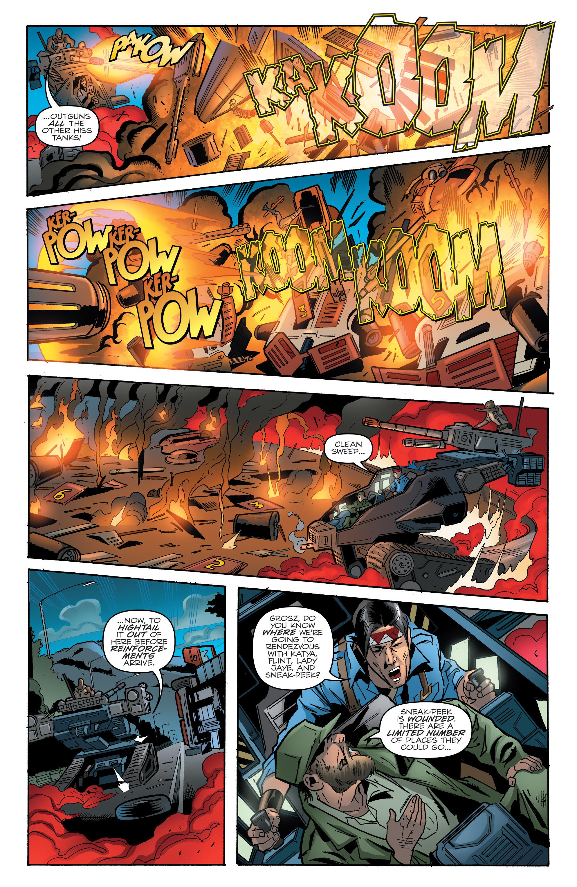 Read online G.I. Joe: A Real American Hero comic -  Issue #240 - 10