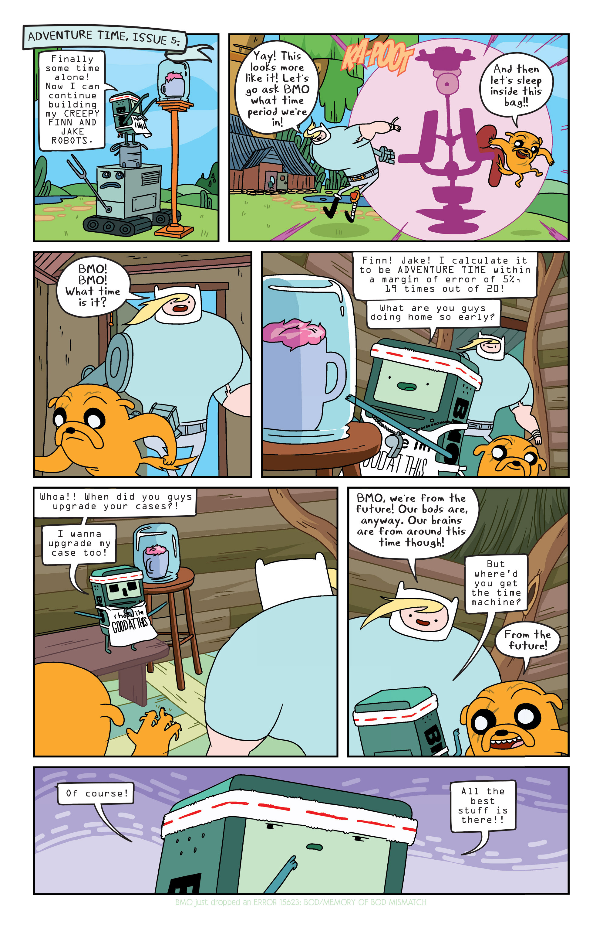 Read online Adventure Time comic -  Issue #Adventure Time _TPB 2 - 83