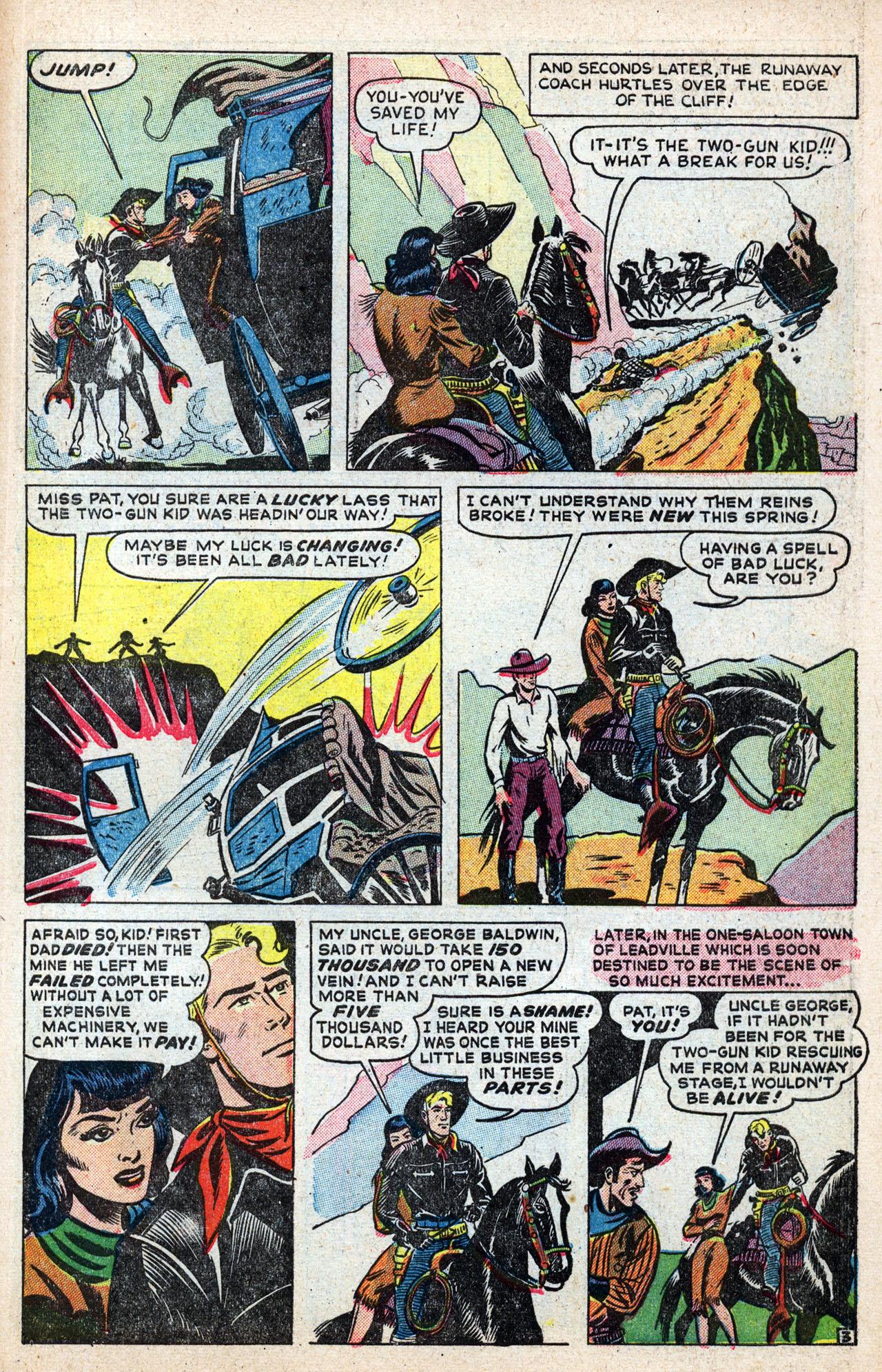 Read online Two-Gun Kid comic -  Issue #4 - 45