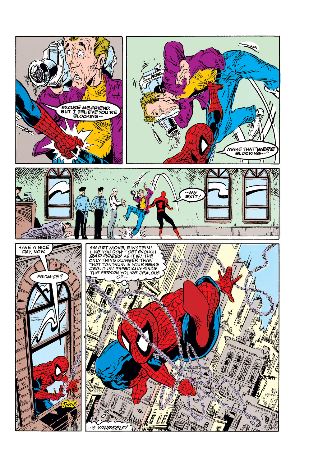 The Amazing Spider-Man (1963) 306 Page 3