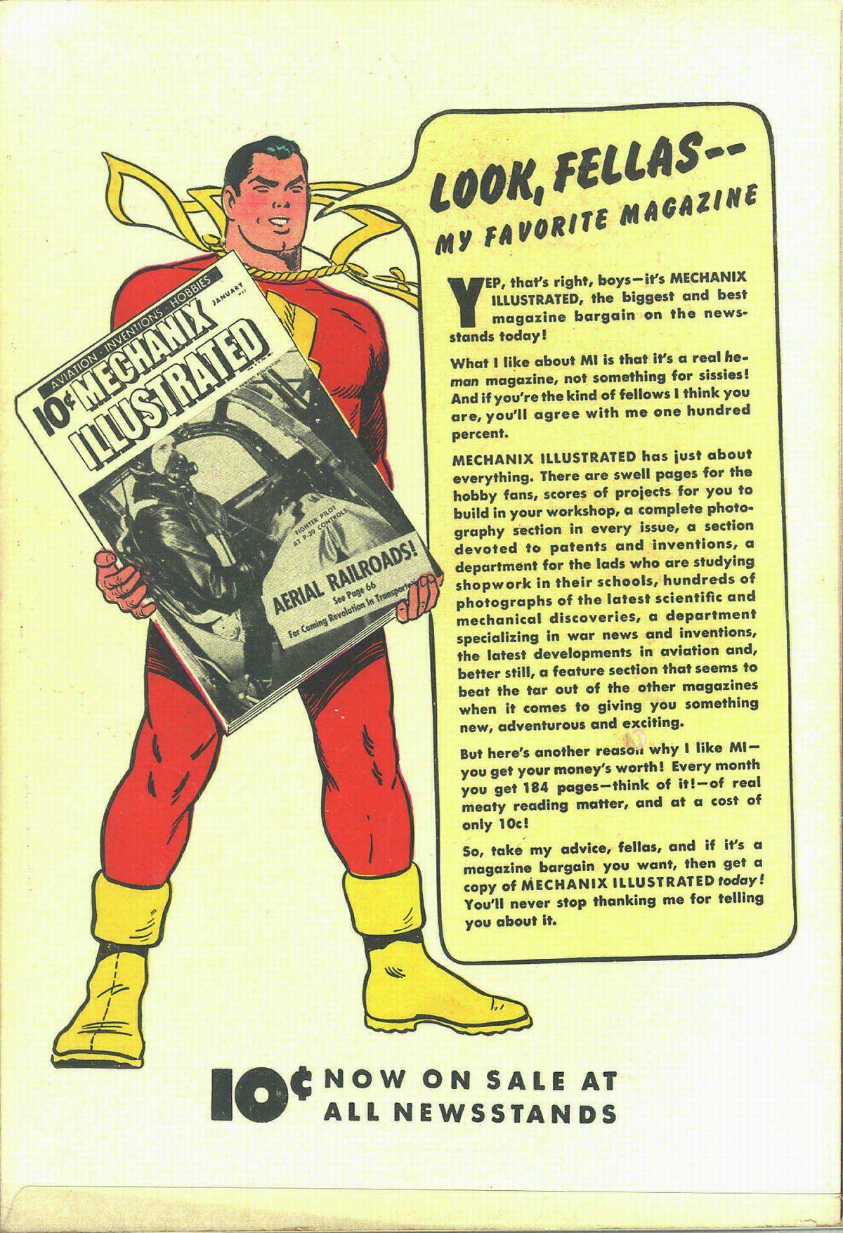 Read online America's Greatest Comics comic -  Issue #6 - 102