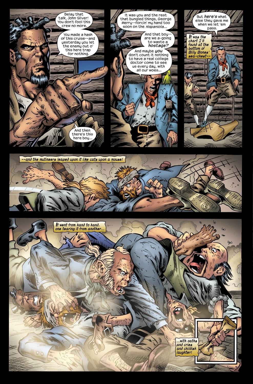 Read online Treasure Island comic -  Issue #5 - 13