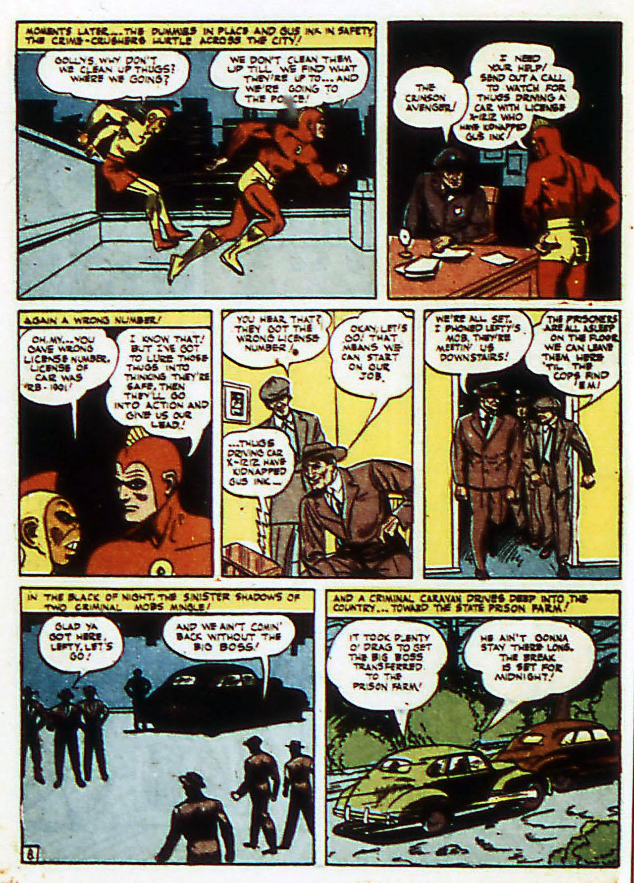 Read online Detective Comics (1937) comic -  Issue #72 - 39
