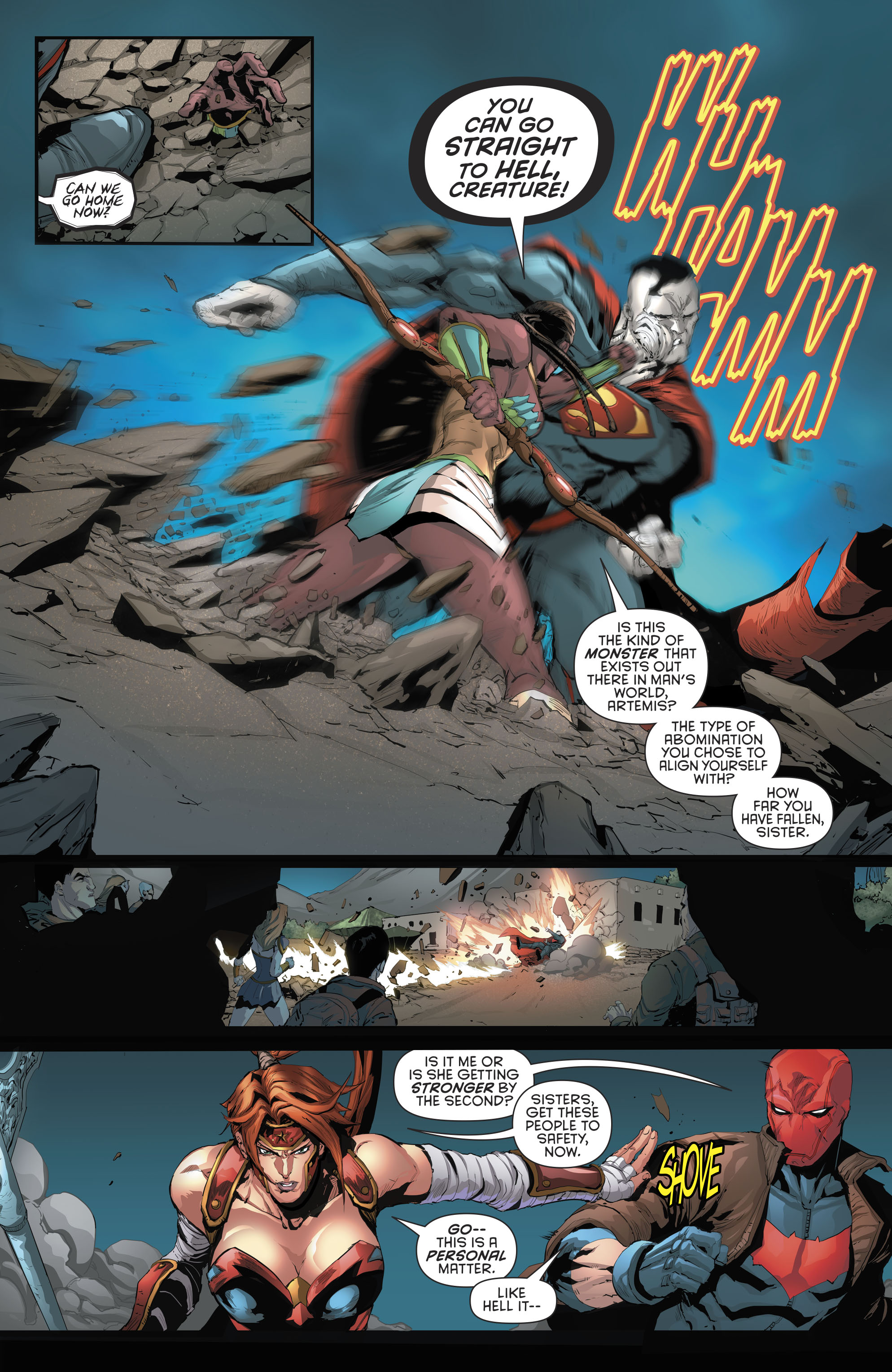 Read online Red Hood and the Outlaws (2016) comic -  Issue #11 - 12