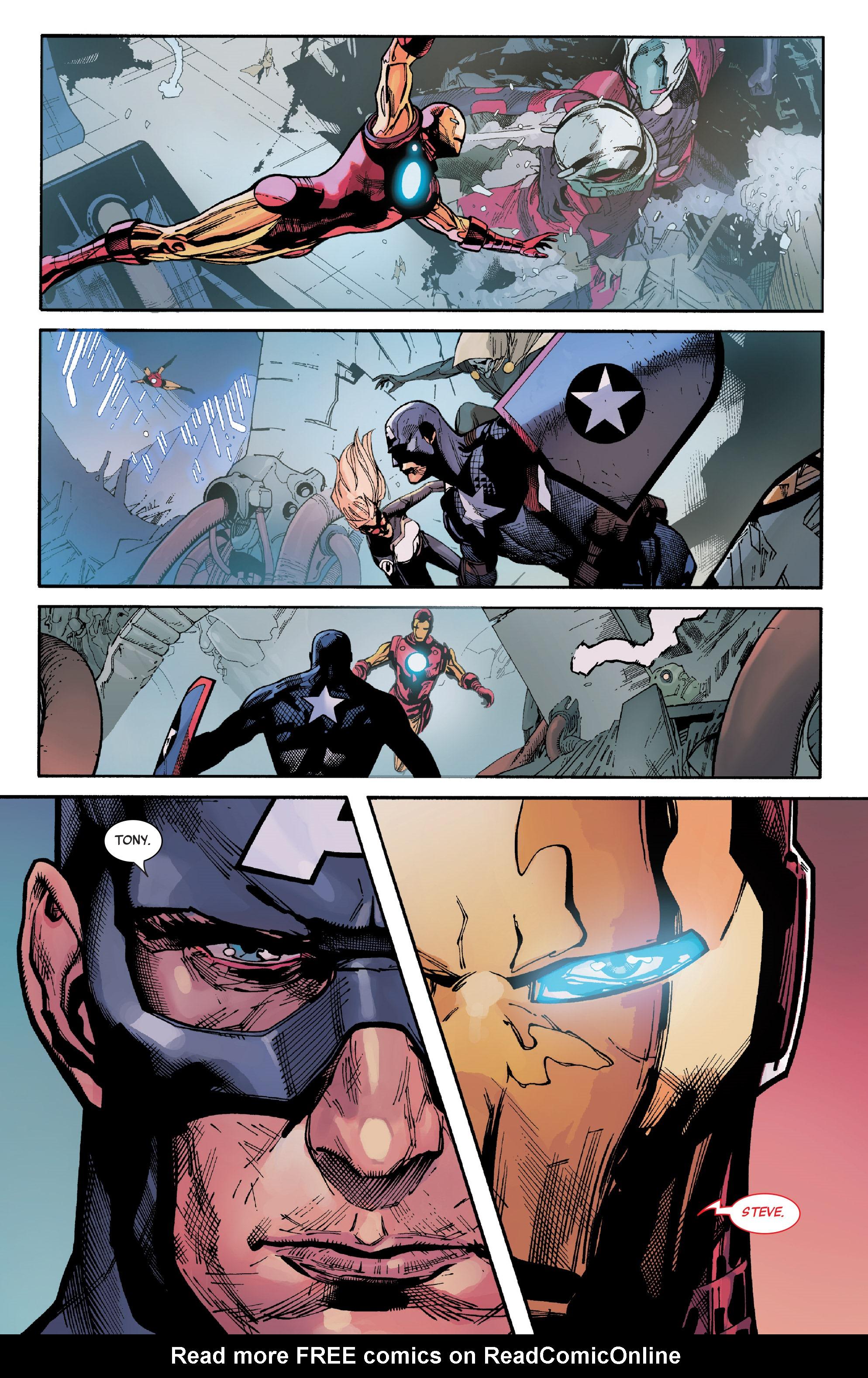 Read online Secret Empire comic -  Issue #4 - 18