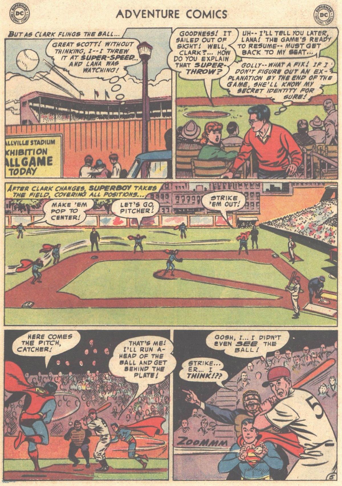 Read online Adventure Comics (1938) comic -  Issue #334 - 29