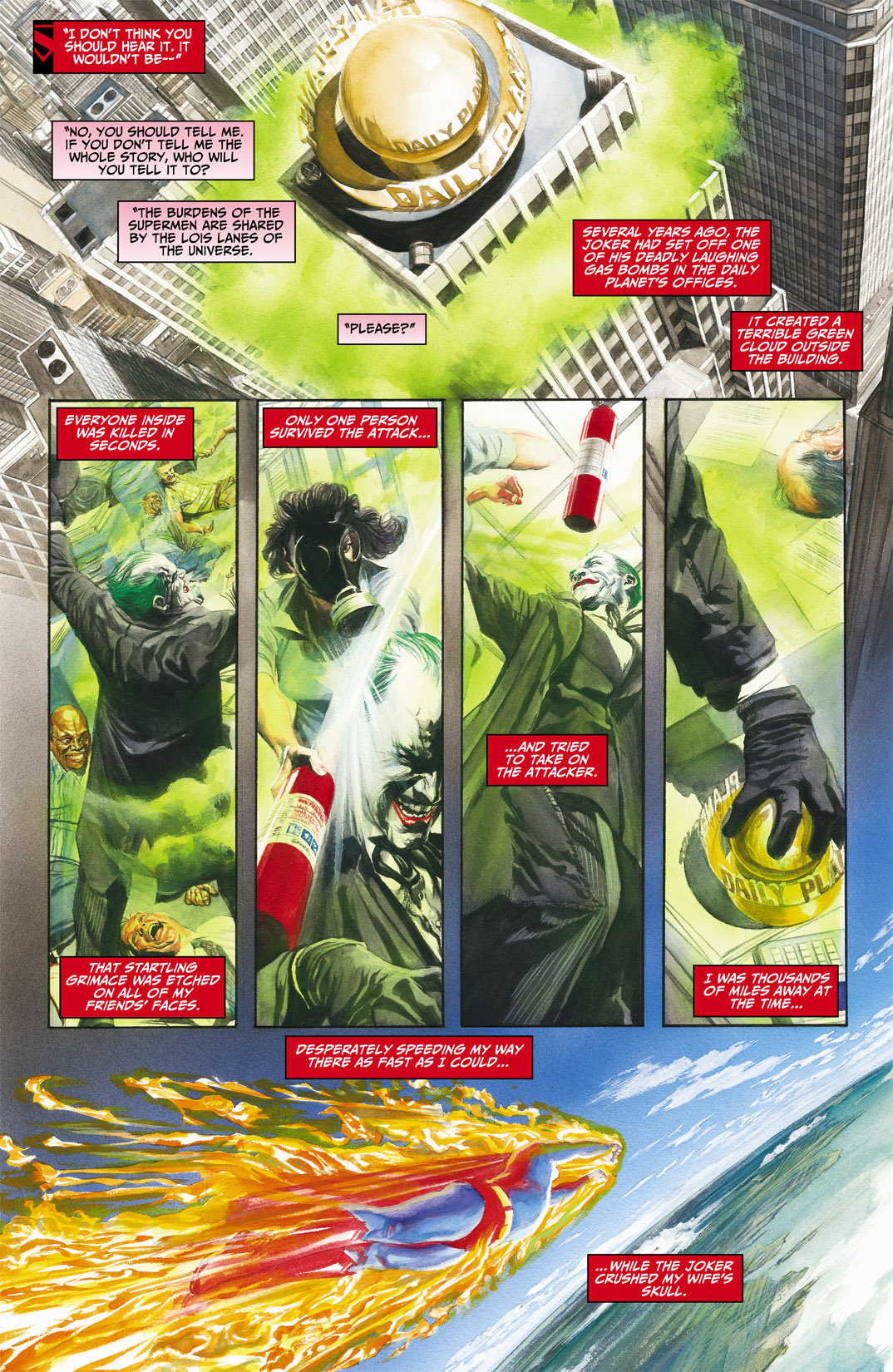 Read online JSA Kingdom Come Special: Superman comic -  Issue # Full - 20