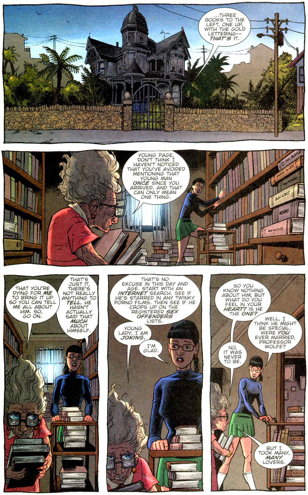 Read online The Exterminators comic -  Issue #9 - 11