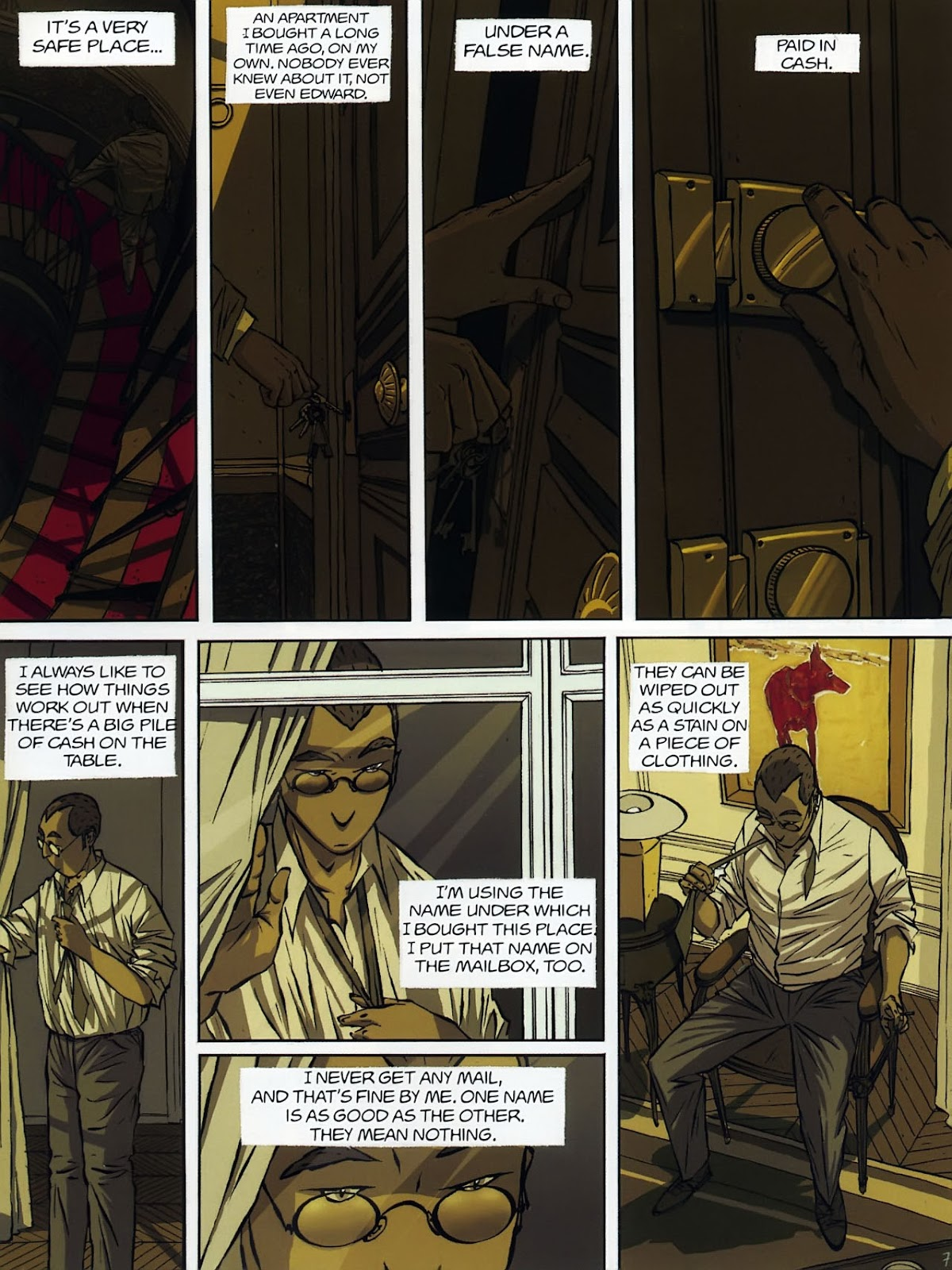 Read online The Killer comic -  Issue #7 - 9