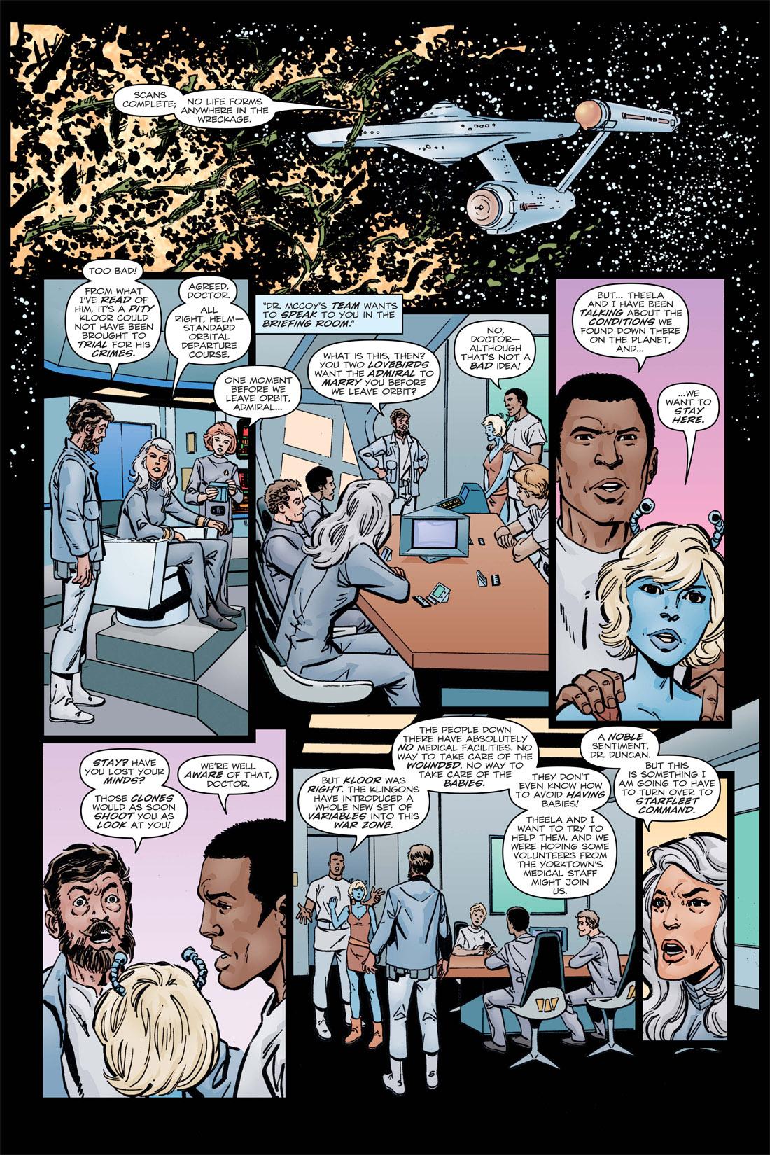 Read online Star Trek: Leonard McCoy, Frontier Doctor comic -  Issue #3 - 24