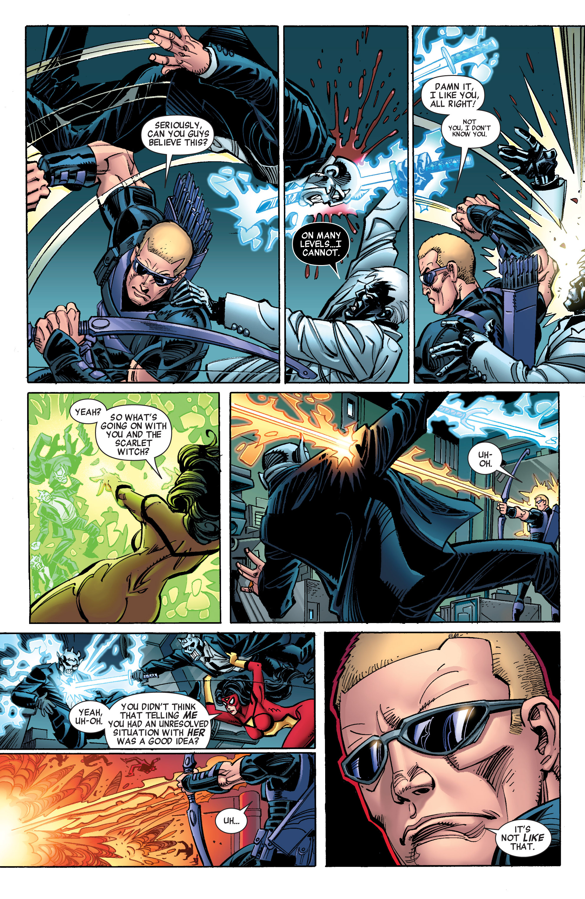 Read online Avengers (2010) comic -  Issue #30 - 12