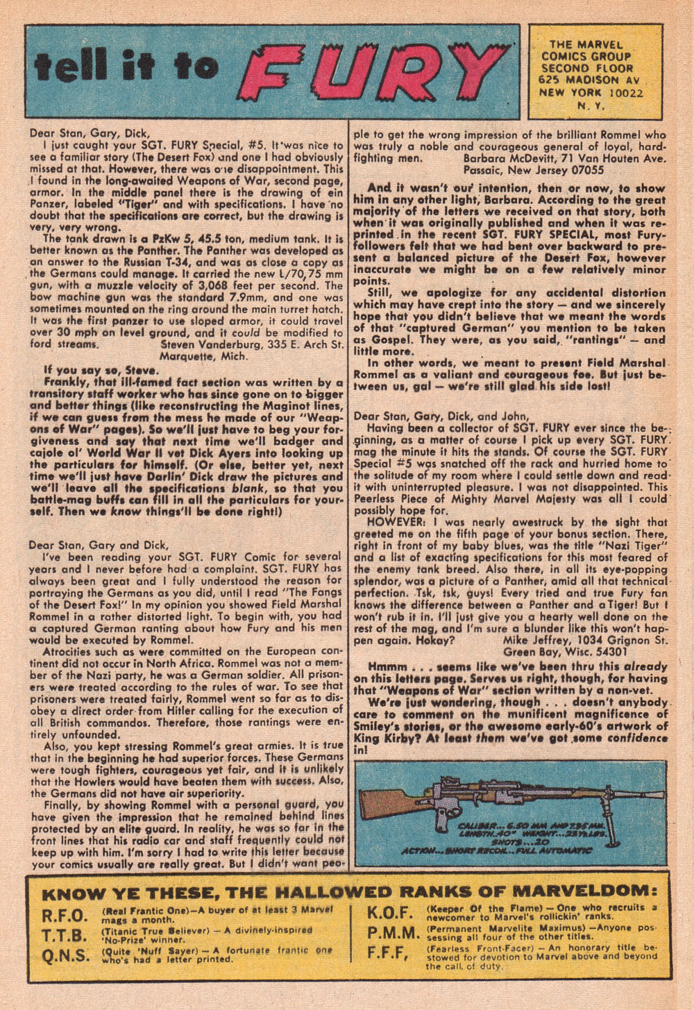 Read online Sgt. Fury comic -  Issue #73 - 32