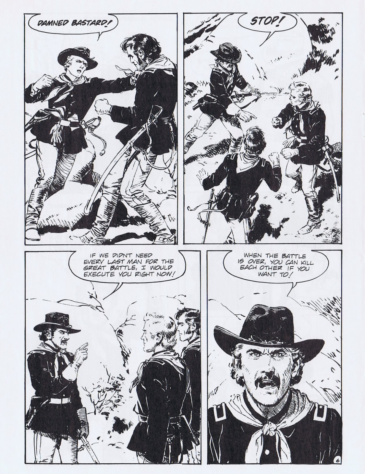 Read online Merchants of Death comic -  Issue #2 - 8