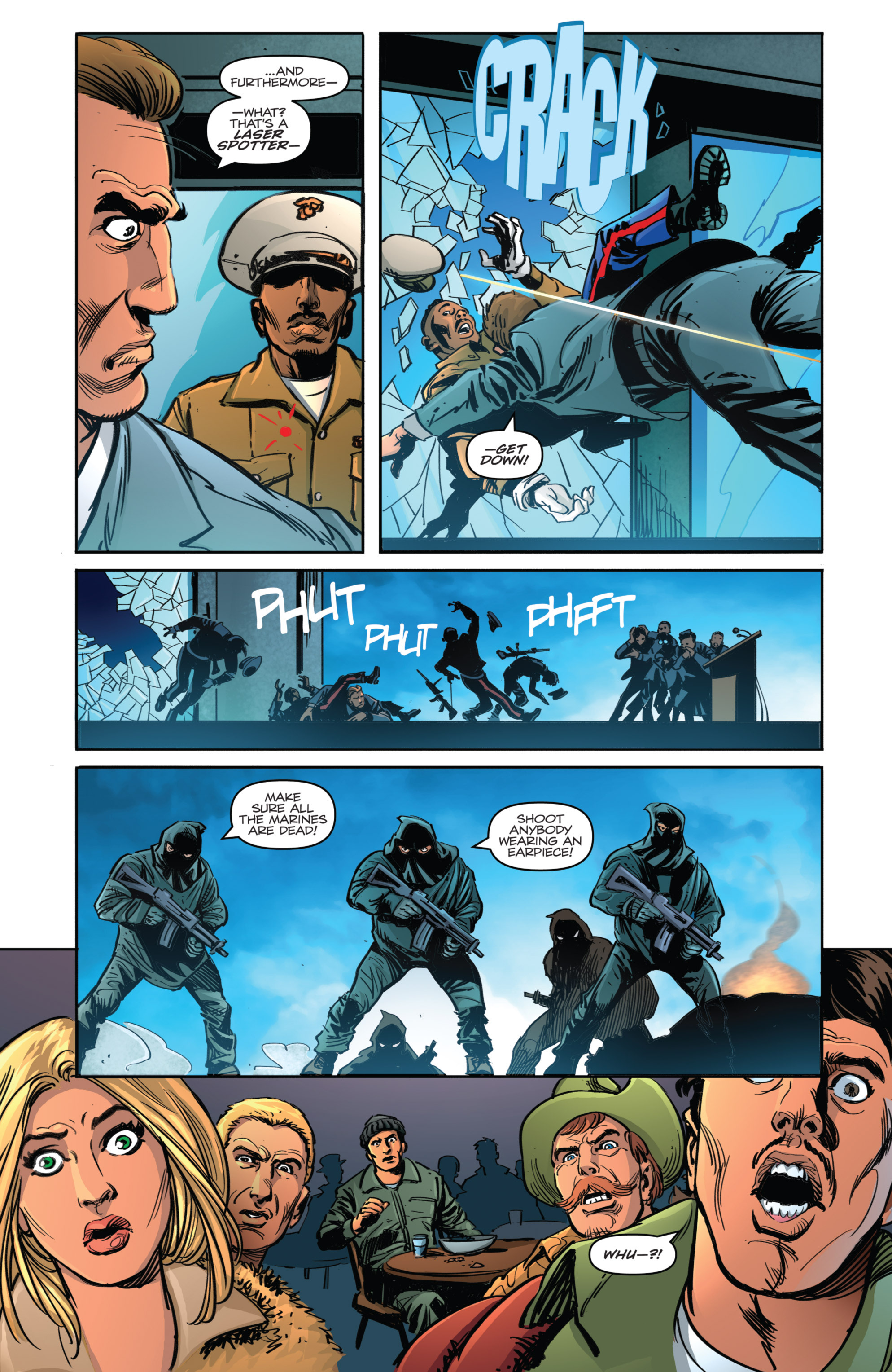 G.I. Joe: A Real American Hero 193 Page 12