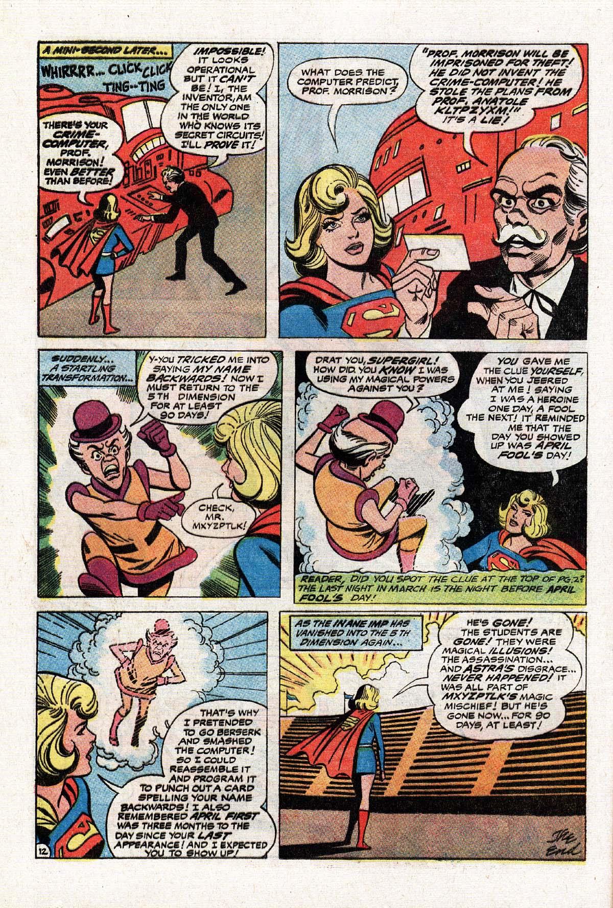 Read online Adventure Comics (1938) comic -  Issue #393 - 16