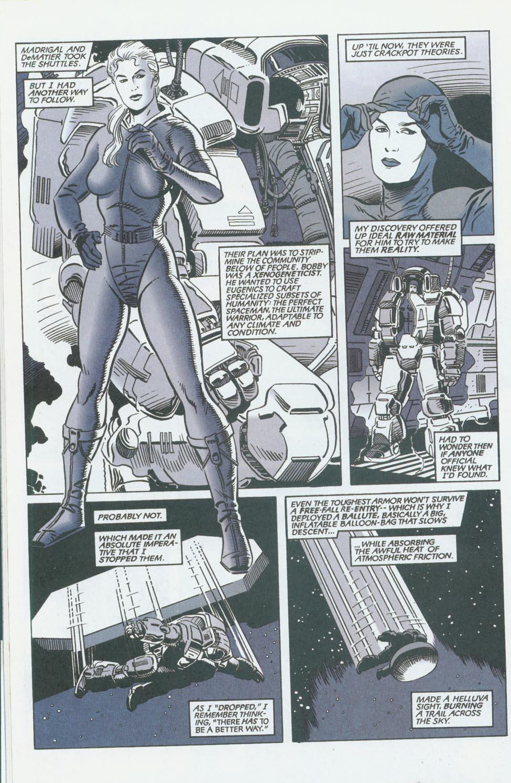 Read online Aliens/Predator: The Deadliest of the Species comic -  Issue #10 - 16
