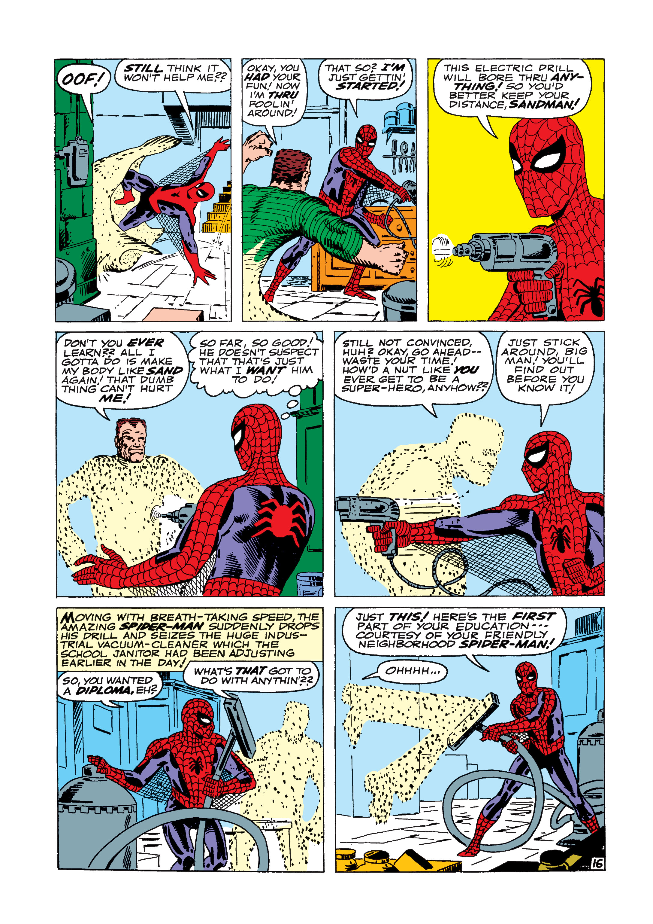 The Amazing Spider-Man (1963) 4 Page 16