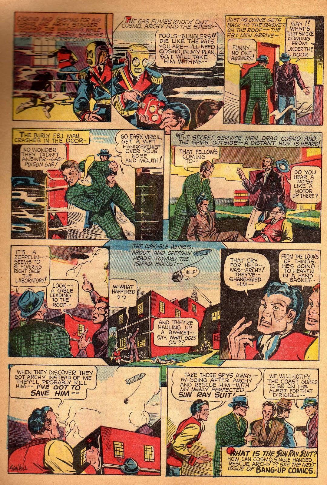 Bang-Up Comics issue 1 - Page 9