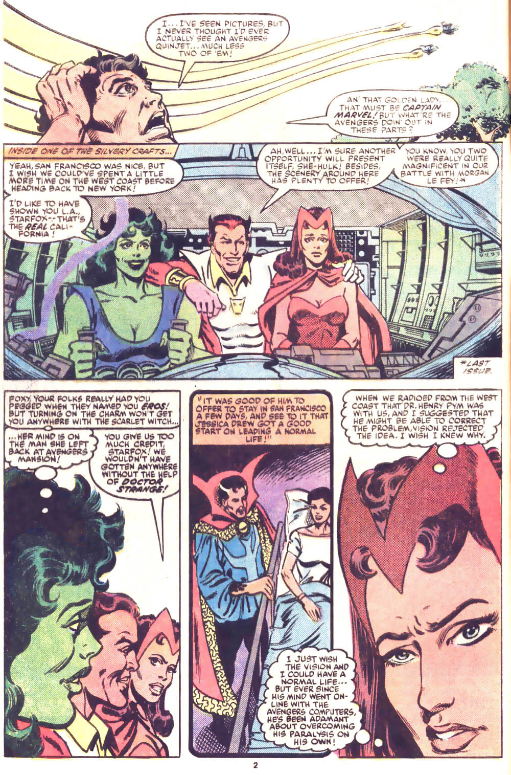 The Avengers (1963) 242 Page 2