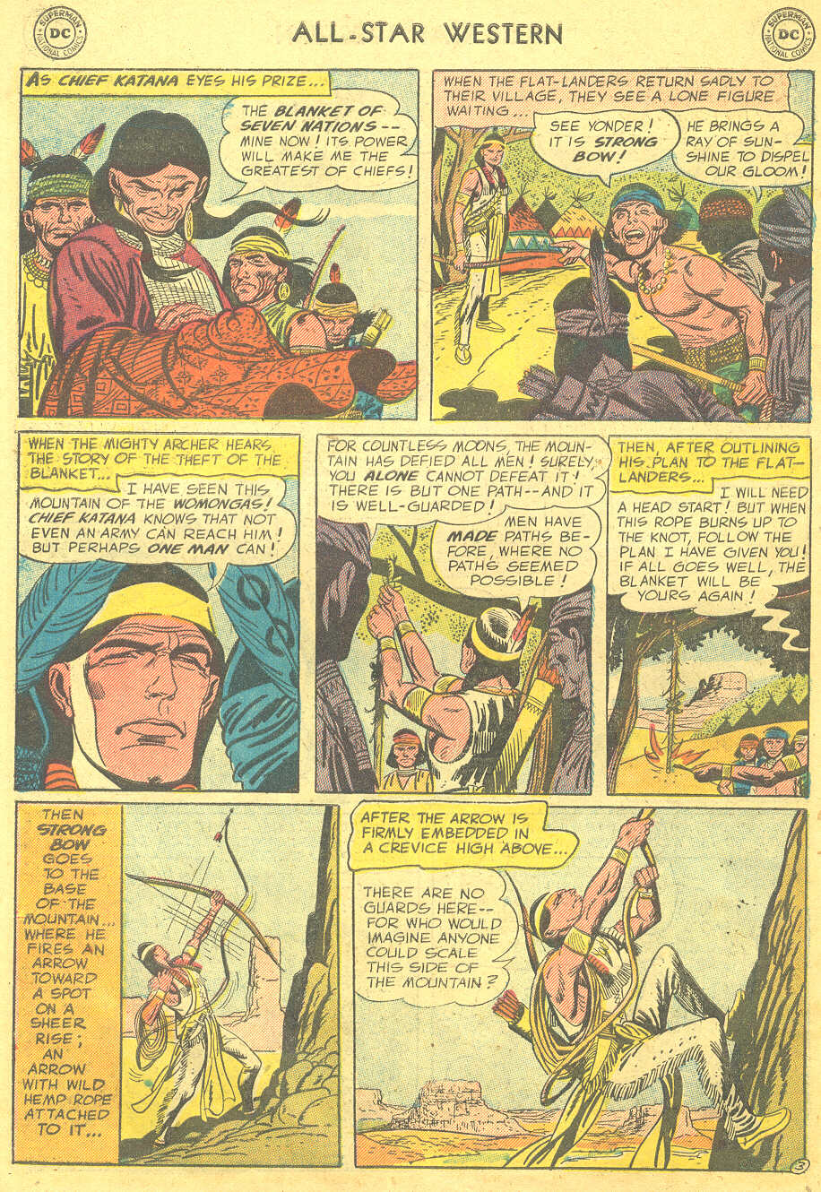 Read online All-Star Western (1951) comic -  Issue #88 - 30