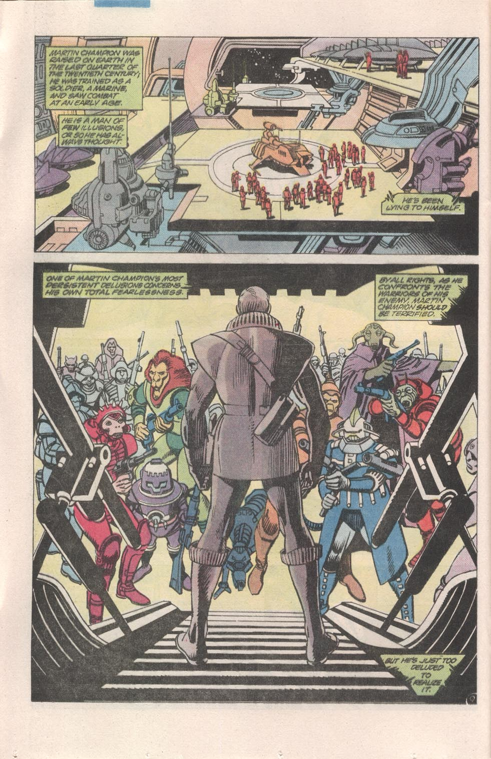 Read online Atari Force (1984) comic -  Issue #7 - 10