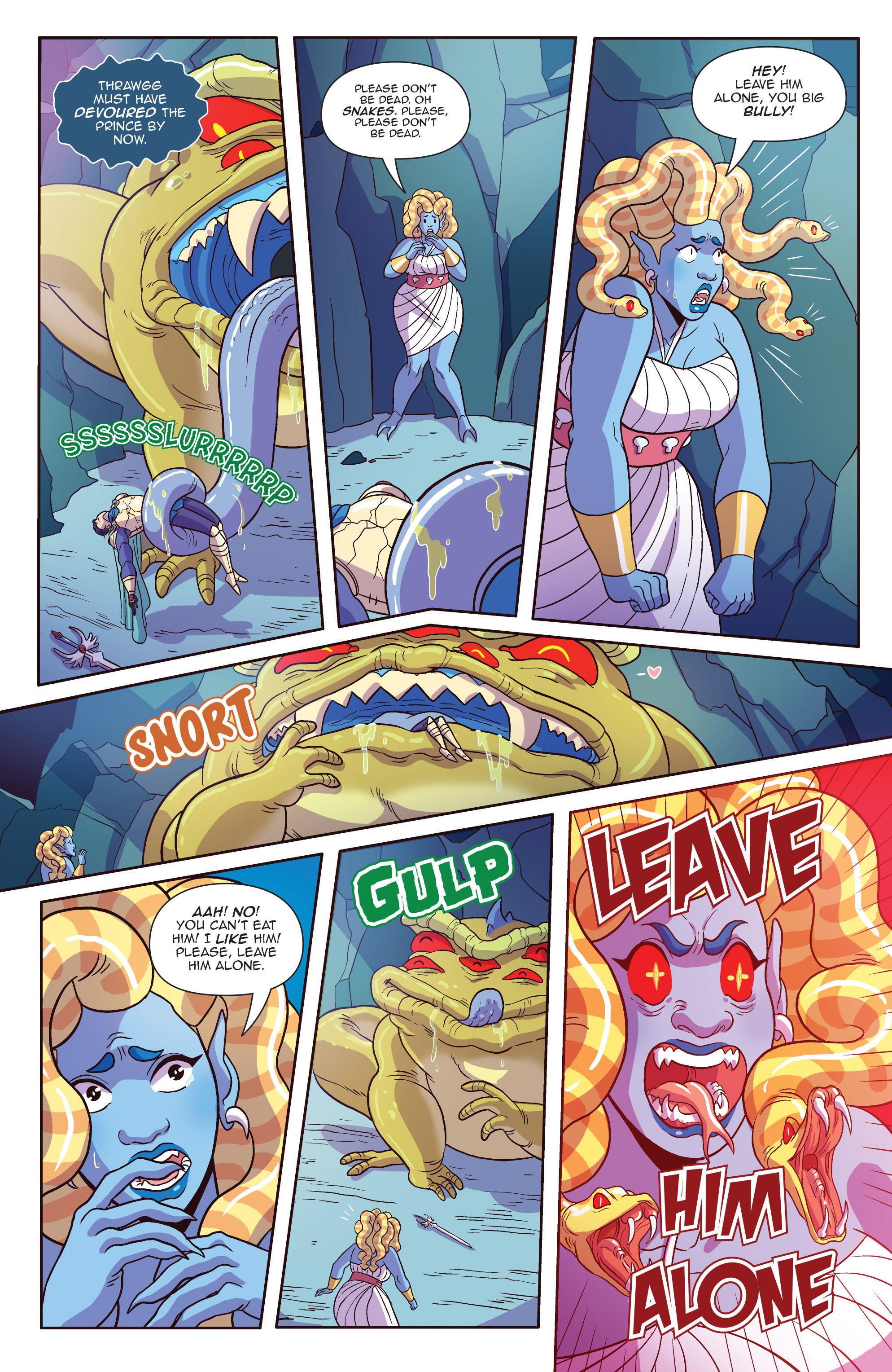 Read online Another Castle comic -  Issue #4 - 10