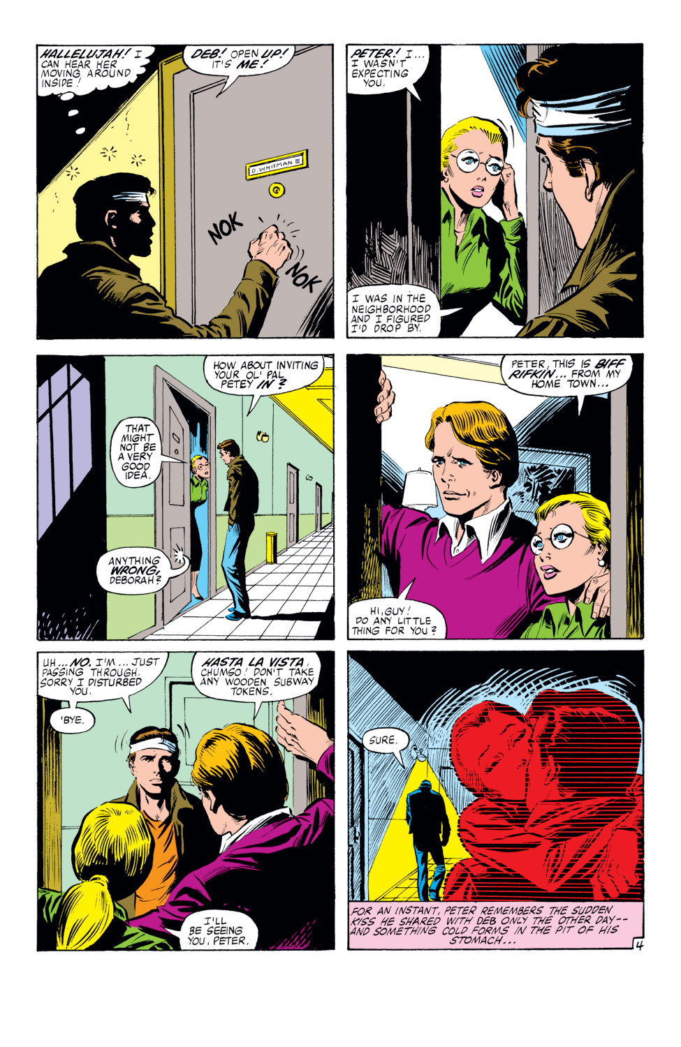 The Amazing Spider-Man (1963) 216 Page 4