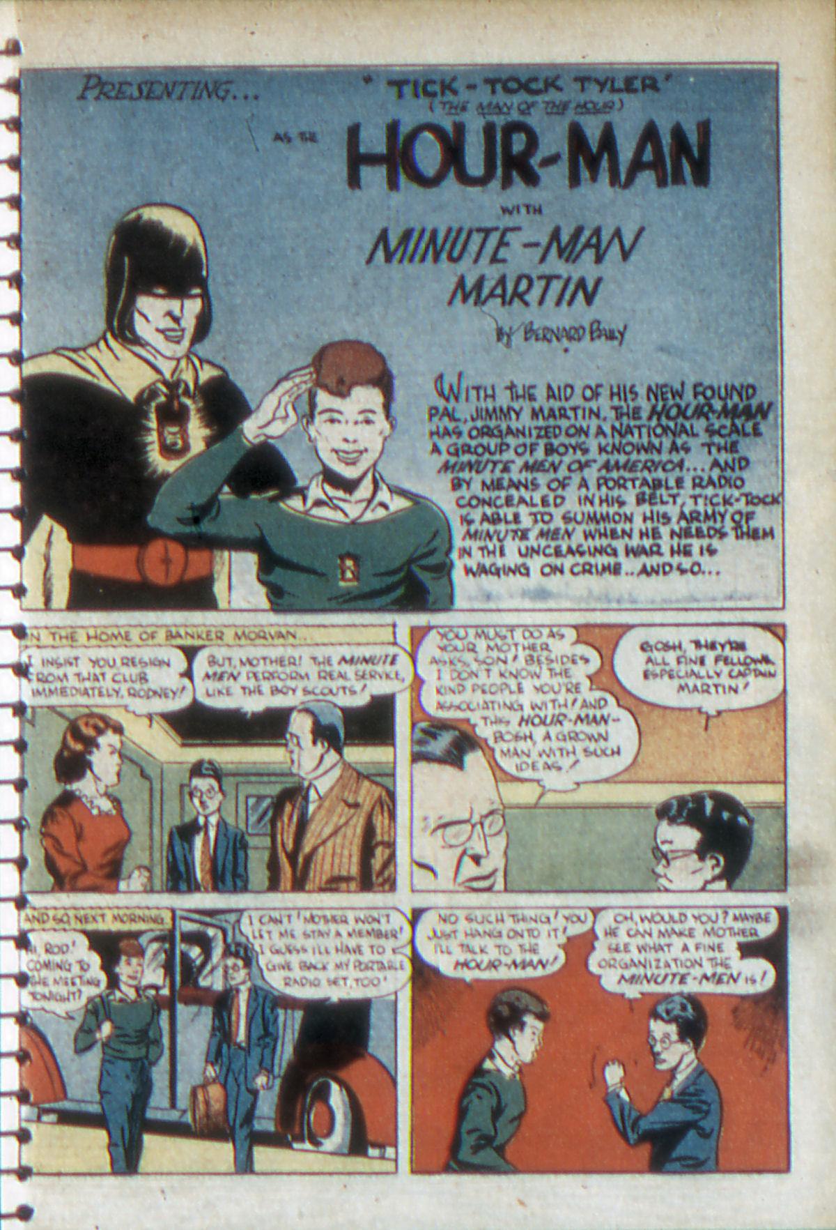 Read online Adventure Comics (1938) comic -  Issue #54 - 4